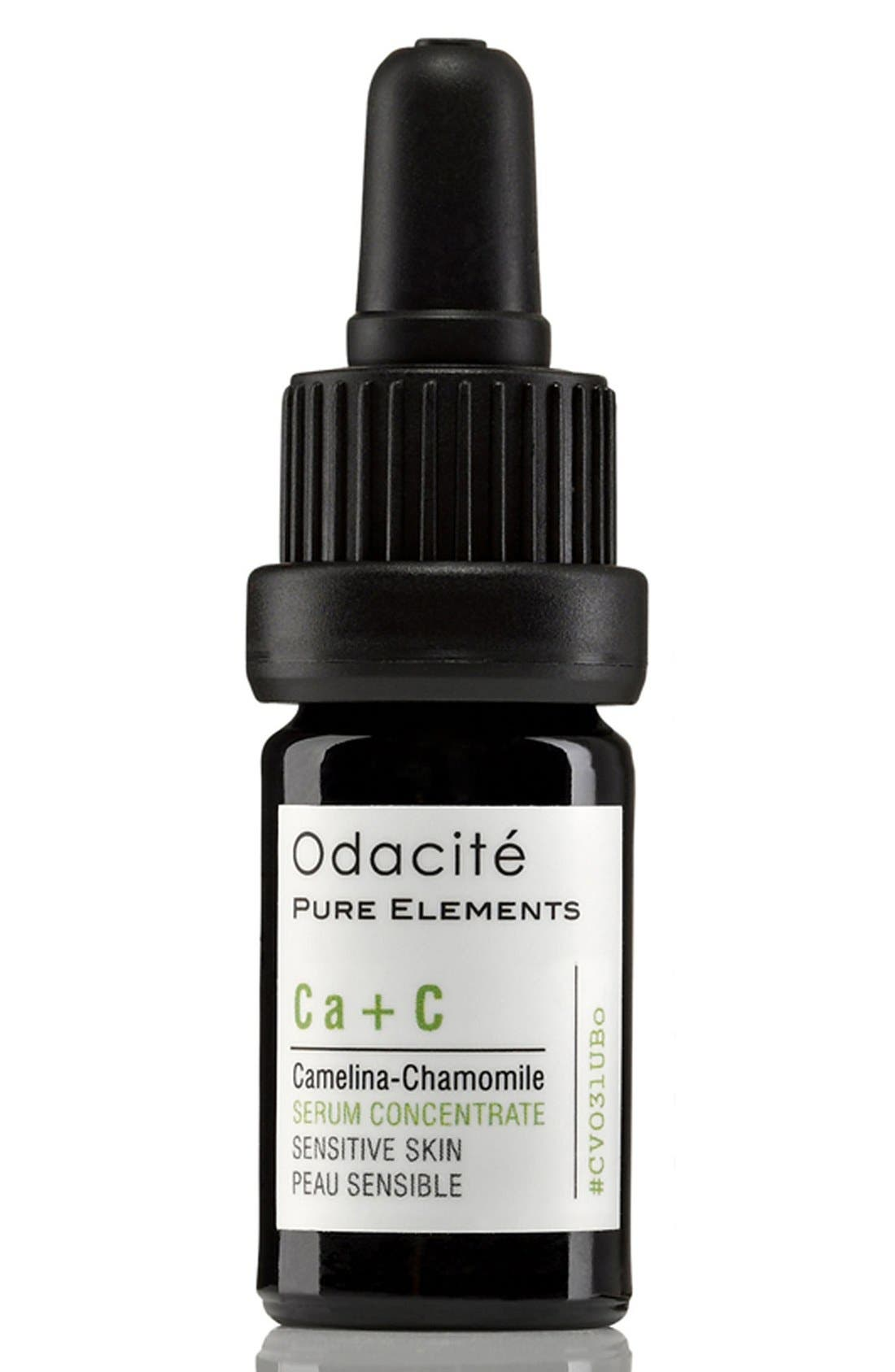 Odacité Ca + C Camelina-Chamomile Sensitive Skin Serum Concentrate