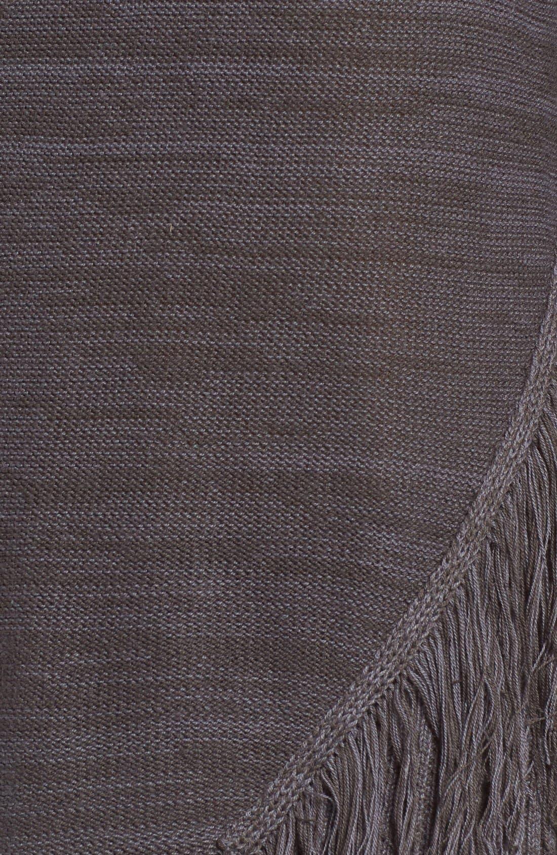 Alternate Image 5  - Rip Curl Hudson Fringe Knit Pullover