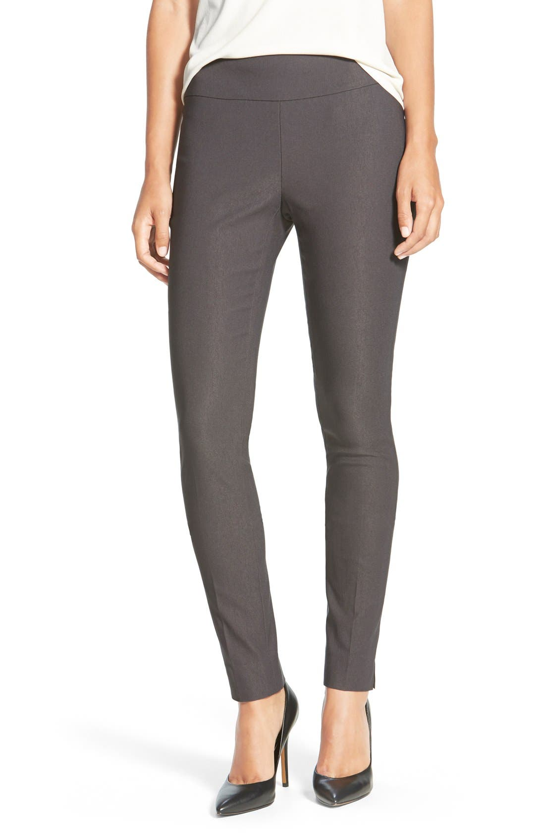 NIC+ZOE 'The Wonder Stretch' Slim Leg Pants (Regular & Petite)