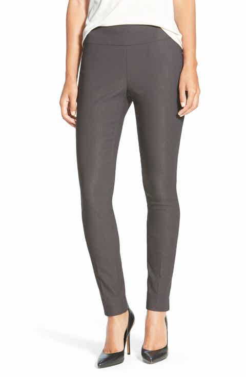 NIC ZOE 'The Wonder Stretch' Slim Leg Pants (Regular   Petite)