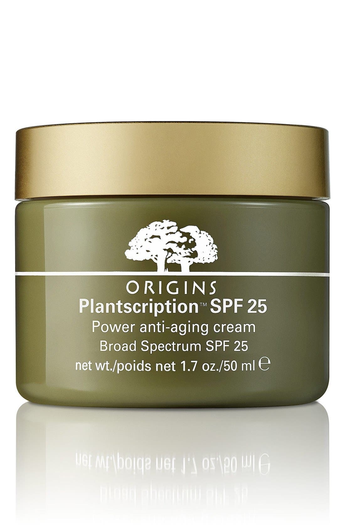 Origins Plantscriptions™ SPF 25 Power Anti-Aging Cream