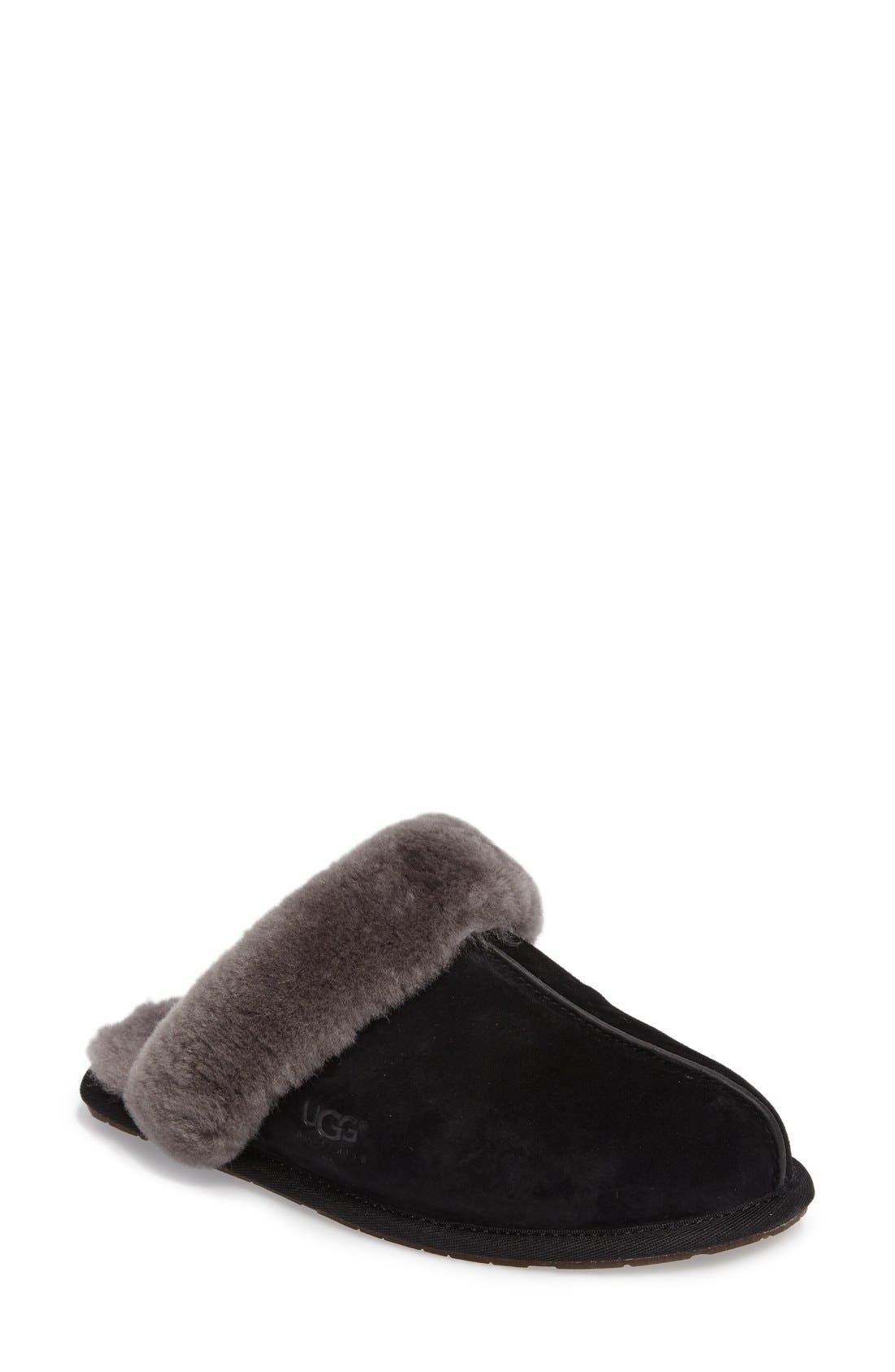 Alternate Image 1 Selected - UGG® Scuffette II Slipper (Women)