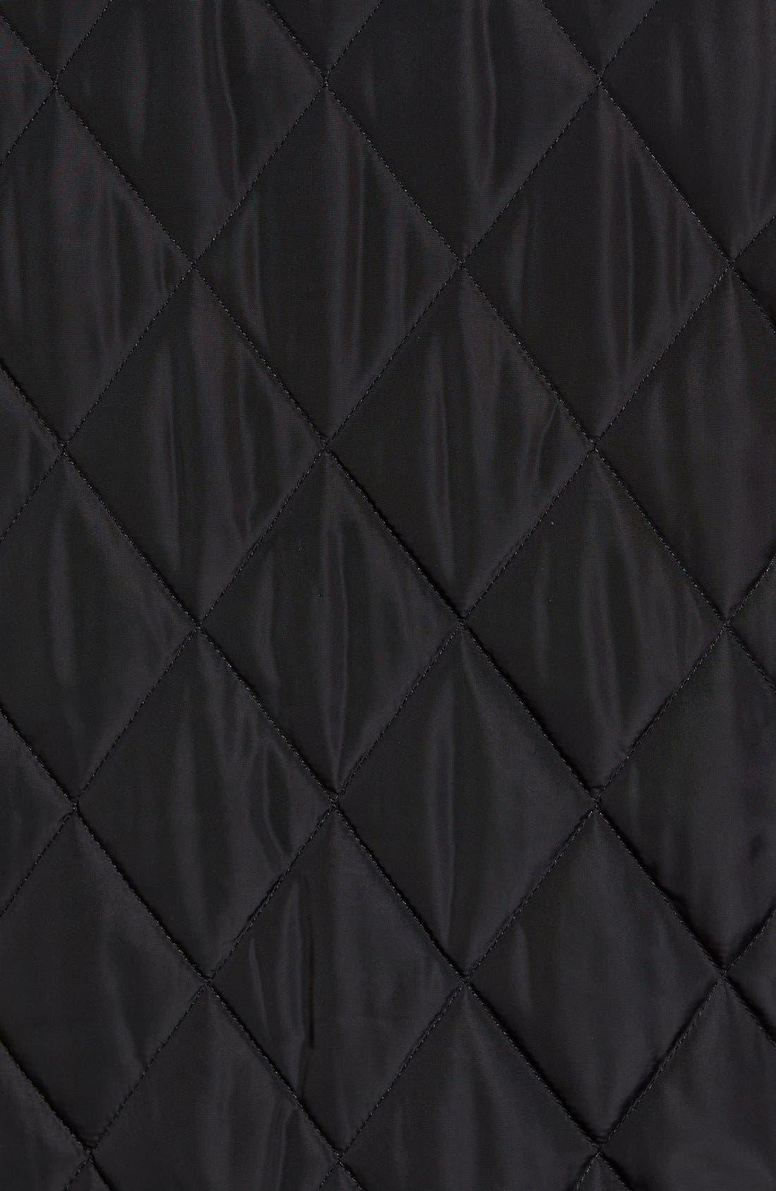 Alternate Image 5  - Ted Baker London Quilted Jacket