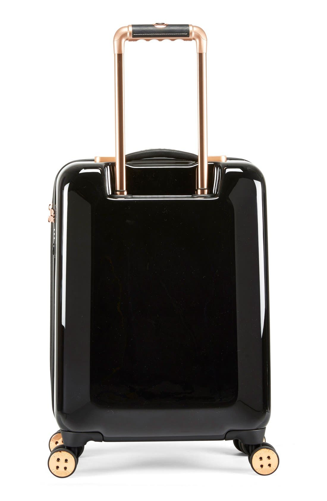 Alternate Image 2  - Ted Baker London Small Blue Beauty Suitcase (22 Inch) (Nordstrom Exclusive)