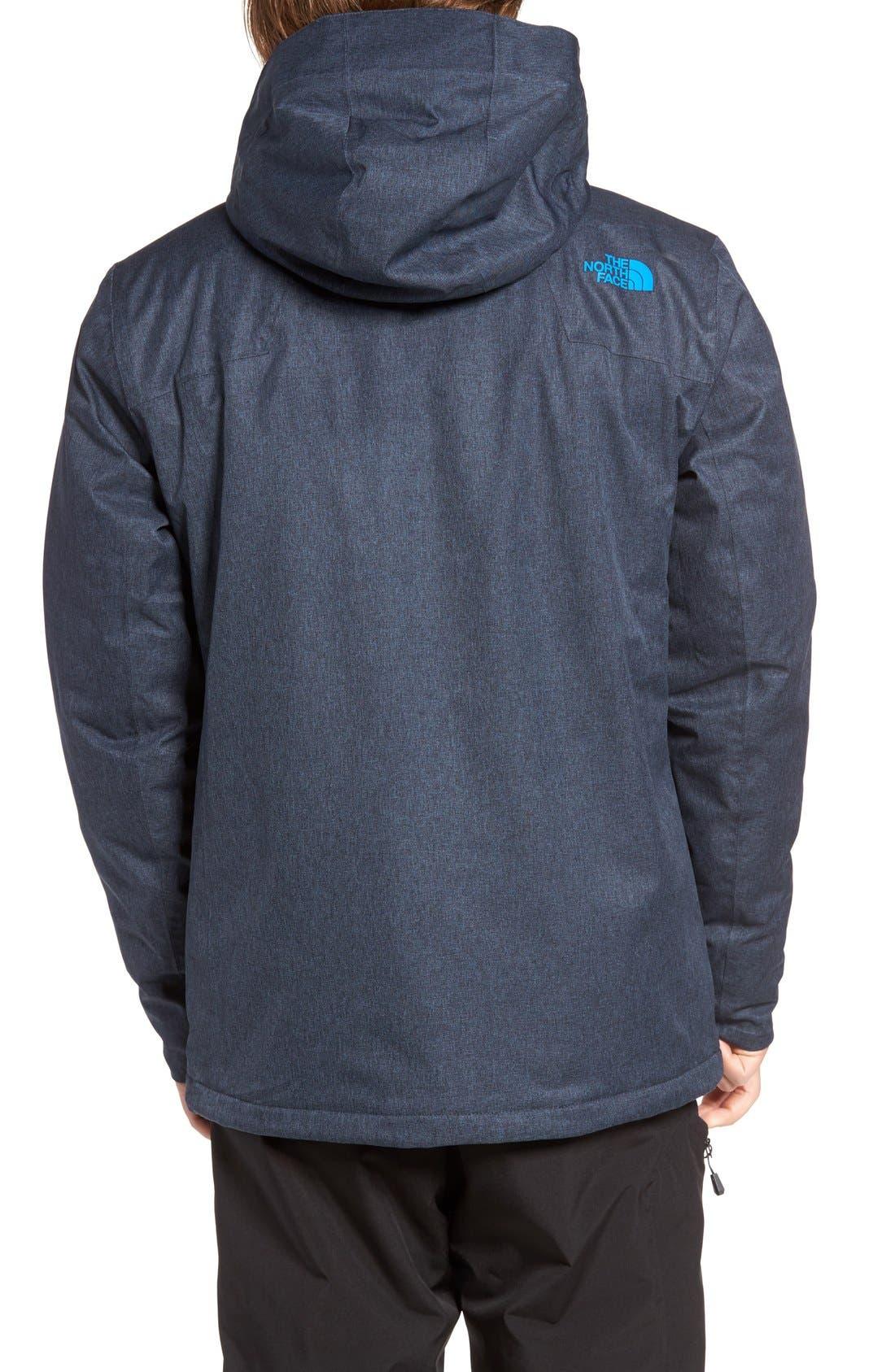 Alternate Image 2  - The North Face Powdance Waterproof Jacket