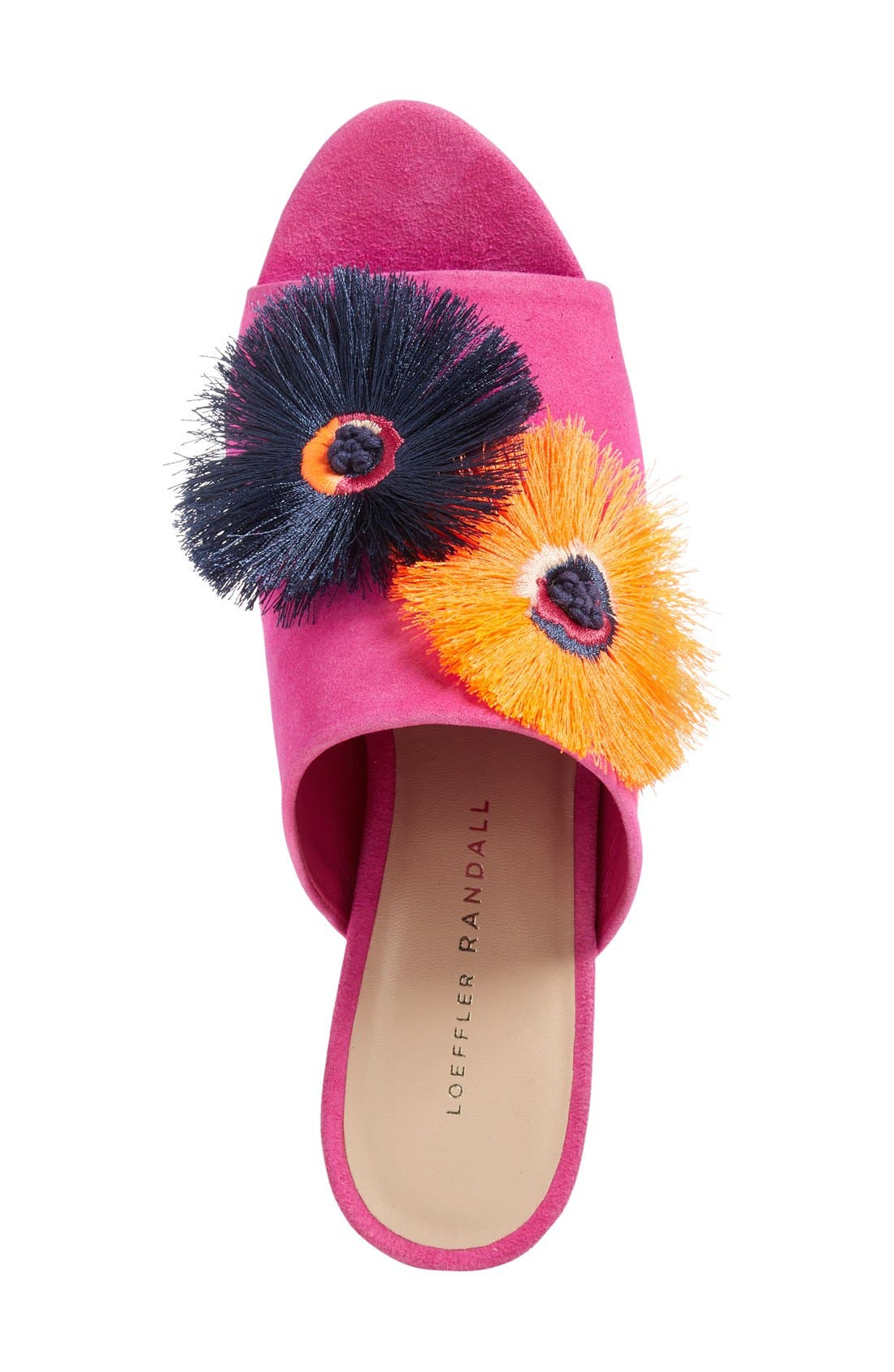 Alternate Image 3  - Loeffler Randall Flower Mule (Women)