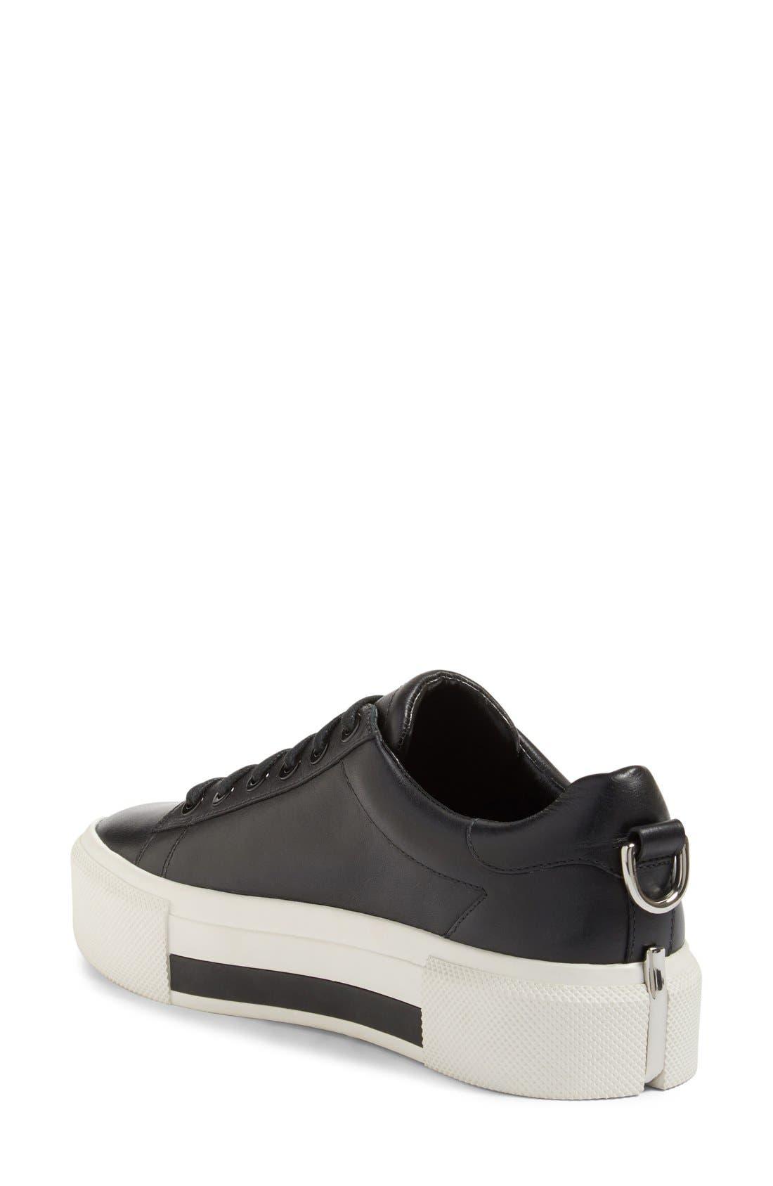 Alternate Image 2  - KENDALL + KYLIE Tyler Platform Sneaker (Women)
