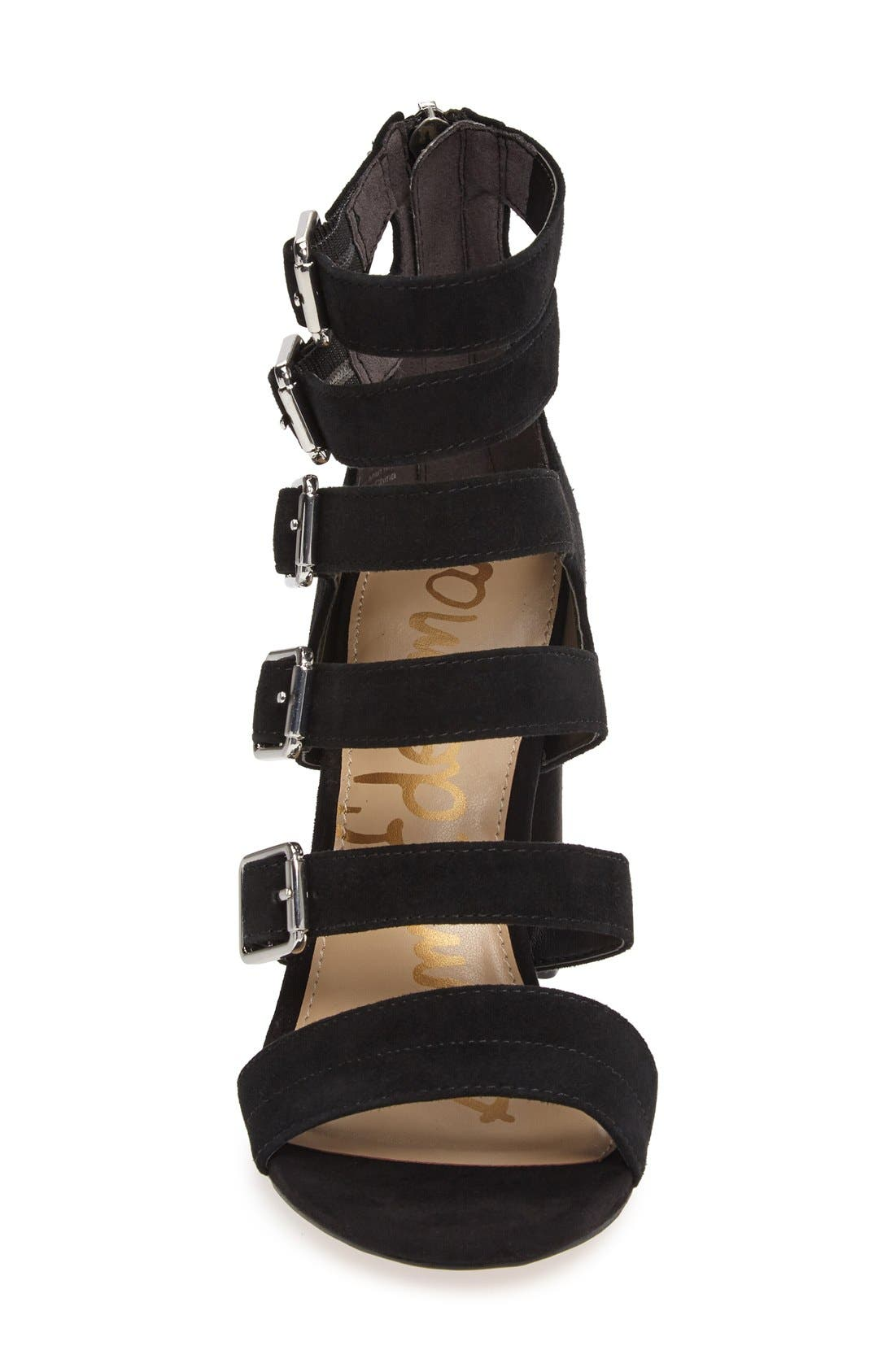 Alternate Image 3  - Sam Edelman Yasmina Buckle Strap Gladiator Sandal (Women)