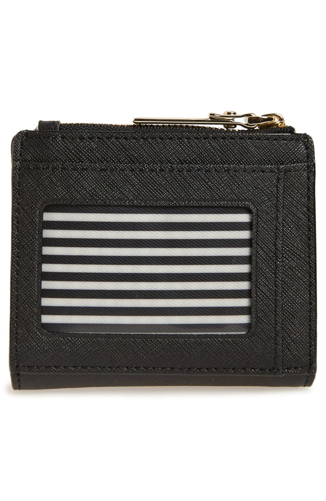 Alternate Image 4  - kate spade new york cameron street - adalyn slim leather wallet