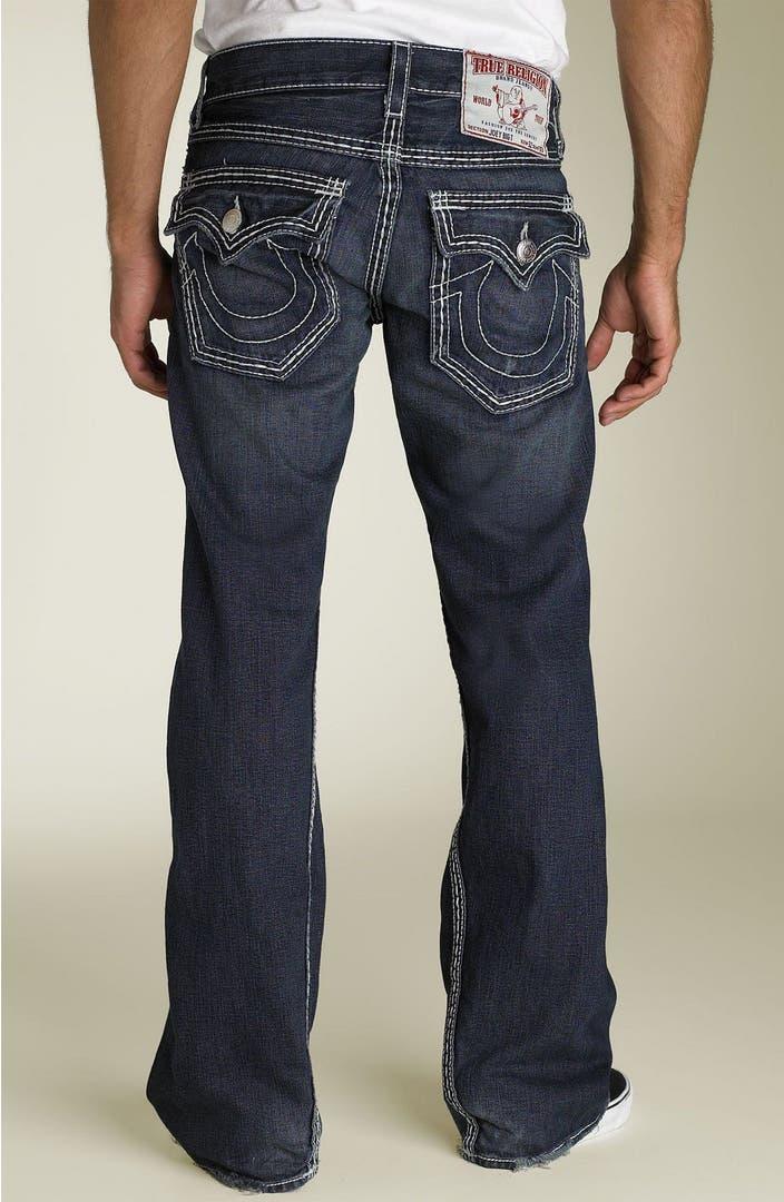 true religion brand jeans 39 joey big t super t 39 twisted. Black Bedroom Furniture Sets. Home Design Ideas