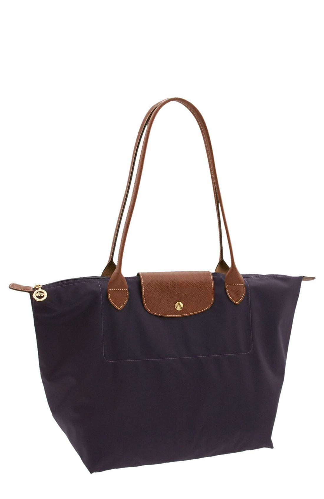 Alternate Image 1 Selected - Longchamp 'Le Pliage - Large' Tote Bag