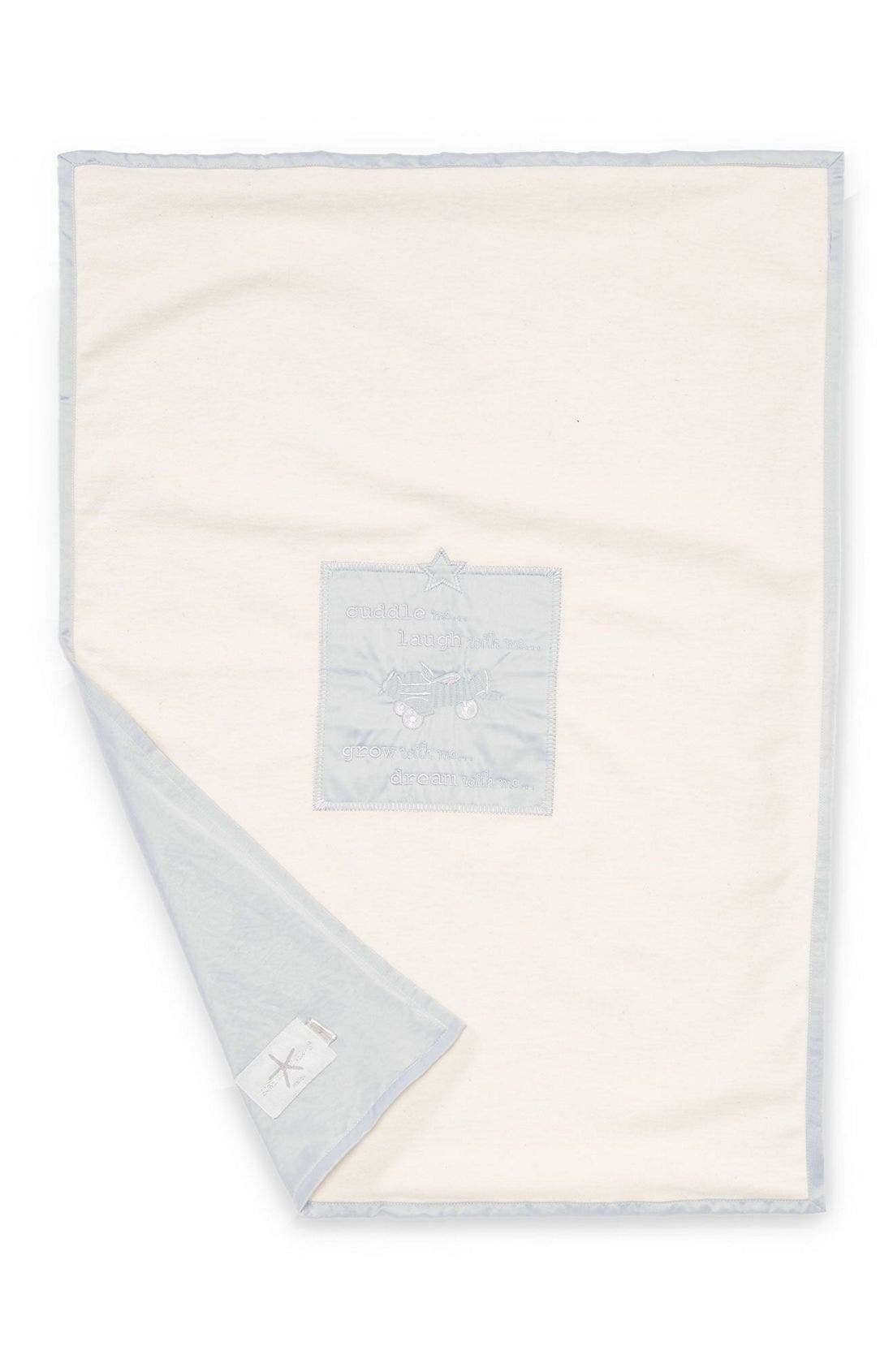 Alternate Image 1 Selected - Barefoot Dreams® Signature Receiving Blanket
