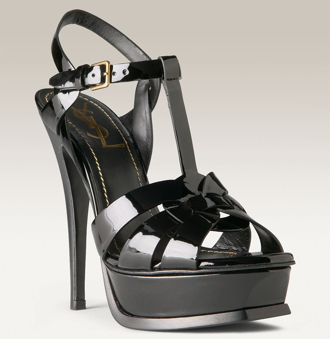 Alternate Image 1 Selected - Yves Saint Laurent 'Tribute' Sandal