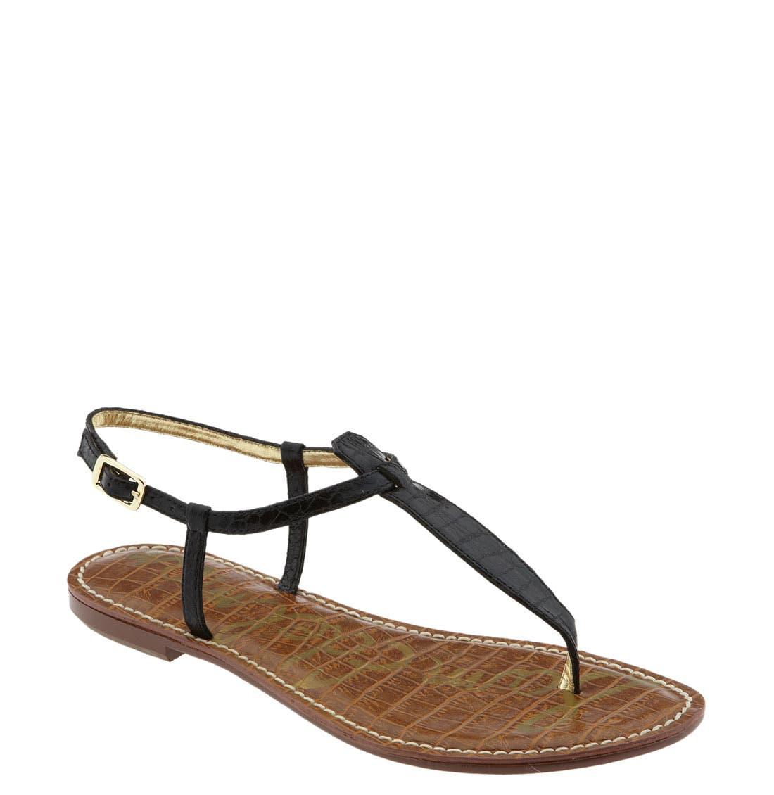 Alternate Image 1 Selected - Sam Edelman 'Gigi' Sandal (Women)