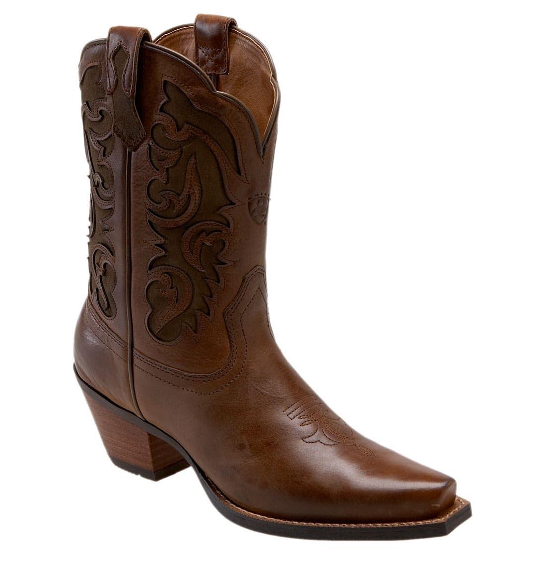 Alternate Image 1 Selected - Ariat 'Shada' boot