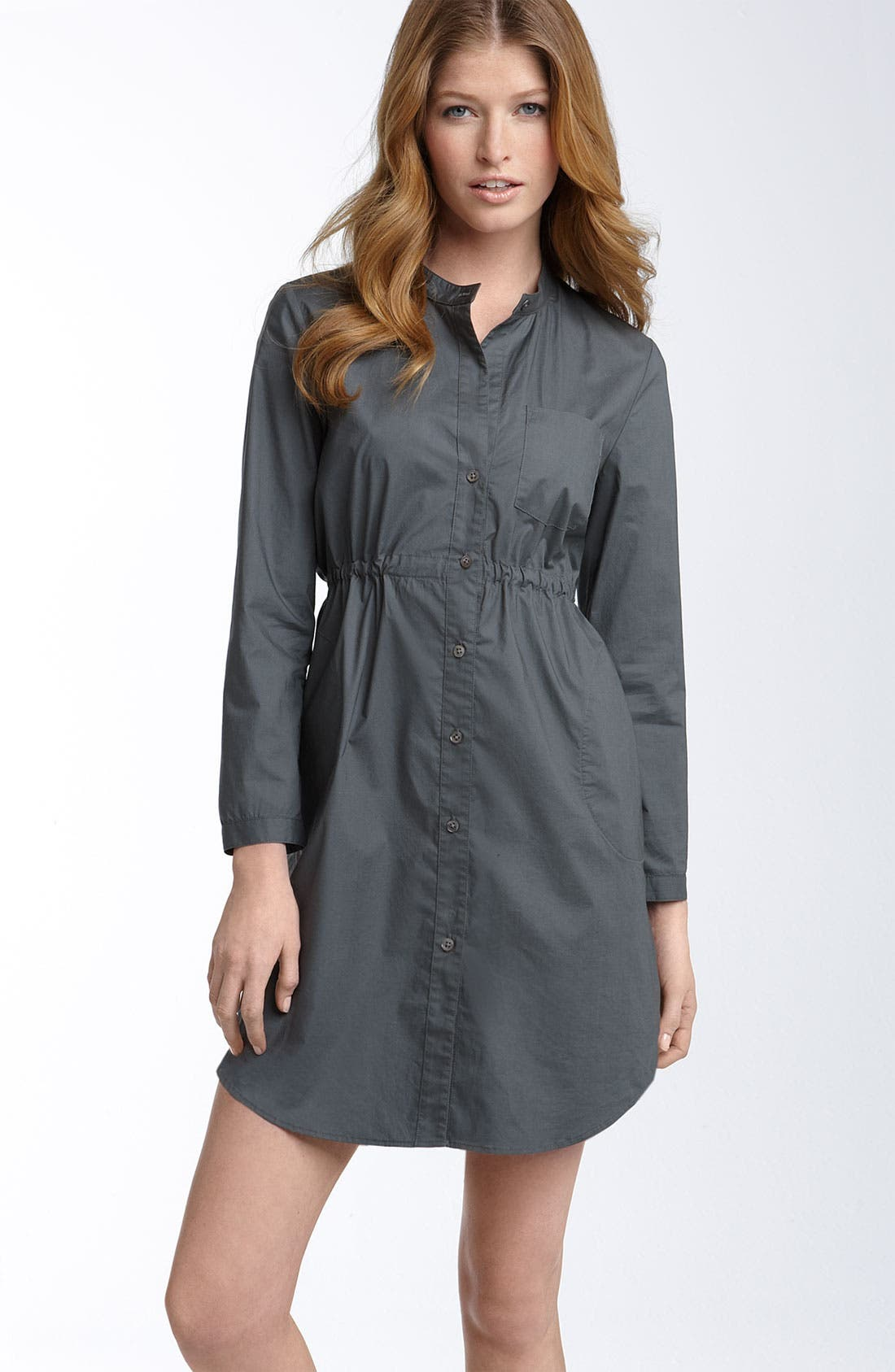 Alternate Image 1 Selected - Theory 'Isadora - Exceed' Shirtdress