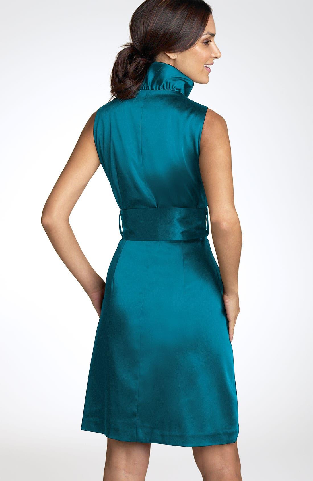 Alternate Image 2  - Eliza J Ruffle Wrap Dress