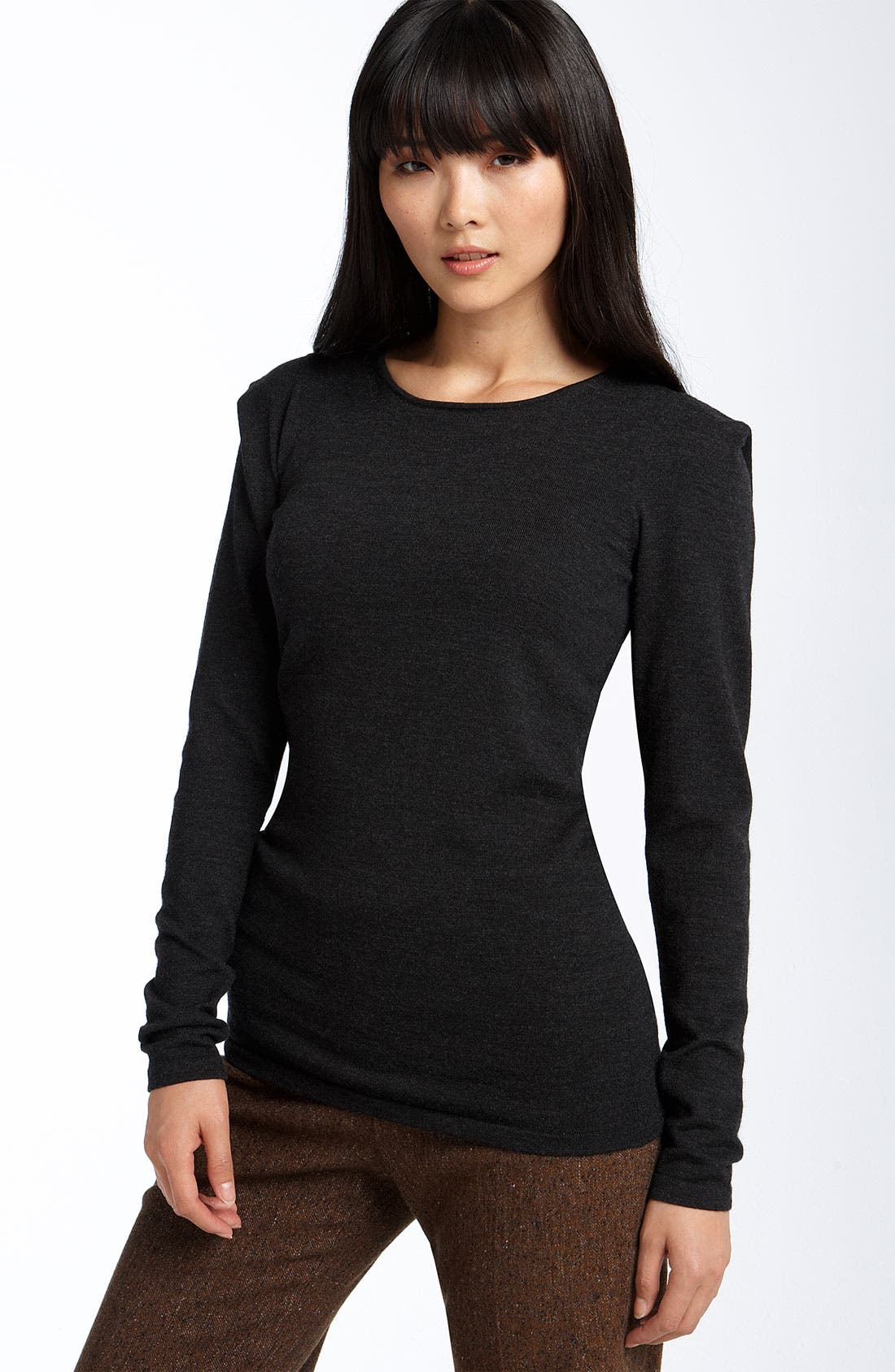 Alternate Image 1 Selected - Theory 'Isac - New Steady' Sweater