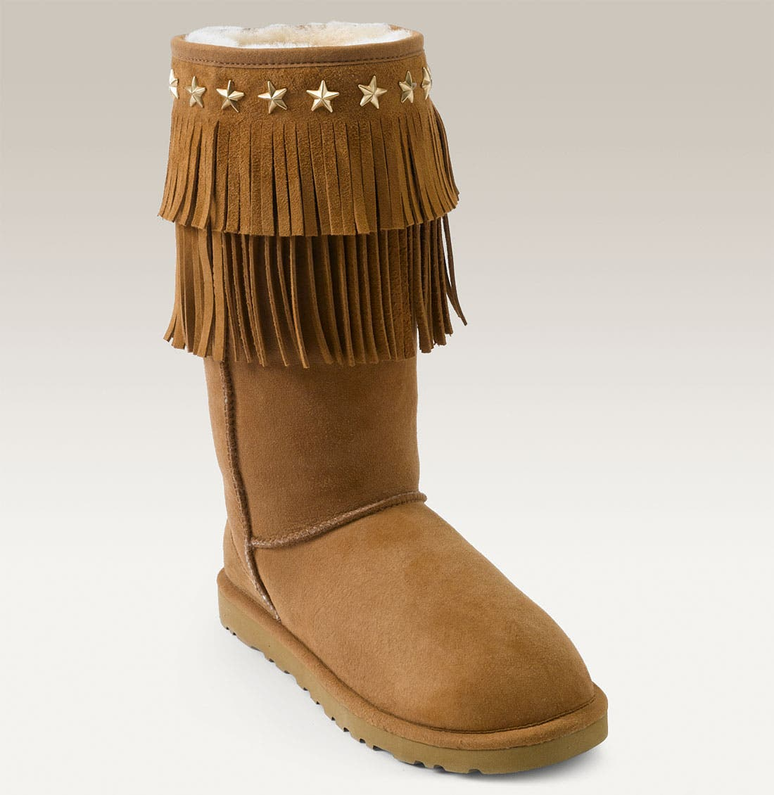 Alternate Image 1 Selected - UGG® Australia & Jimmy Choo 'Sora' Boot (Women) (Limited Edition) (Nordstrom Exclusive)