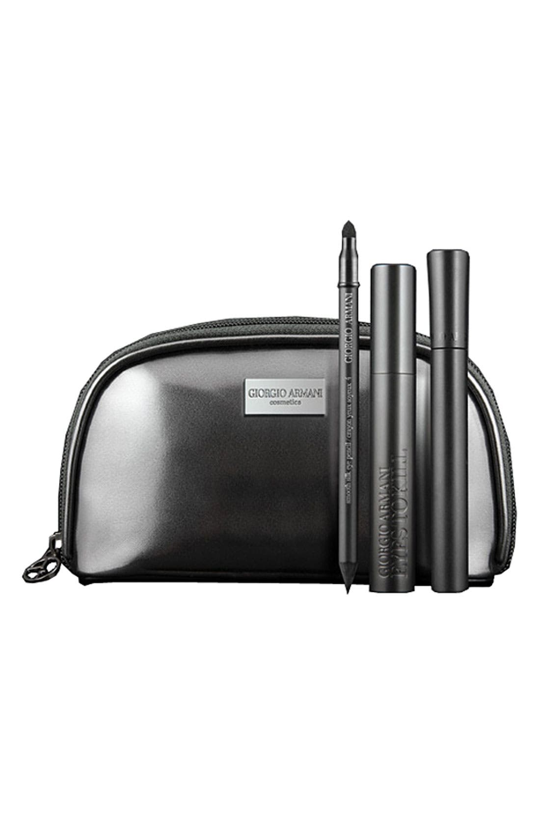Main Image - Giorgio Armani 'Holiday Eye Look' Set ($85 Value)