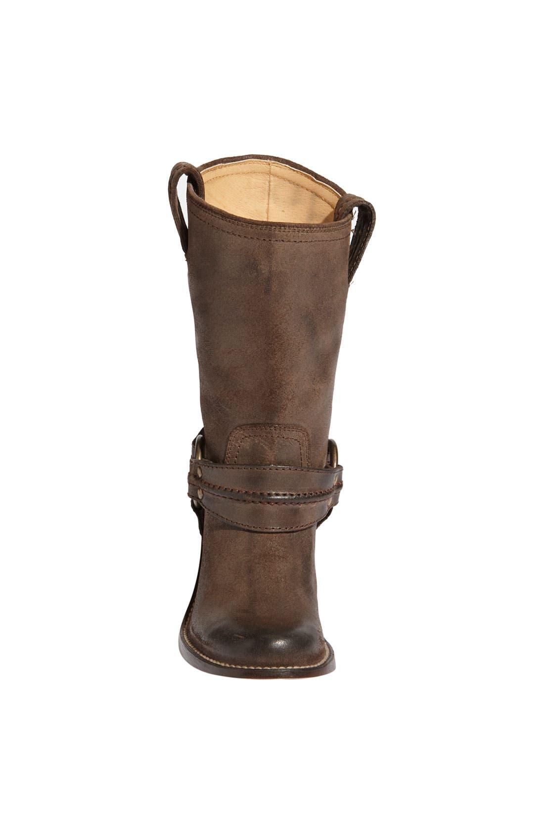 Alternate Image 3  - Frye 'Carmen' Harness Short Boot