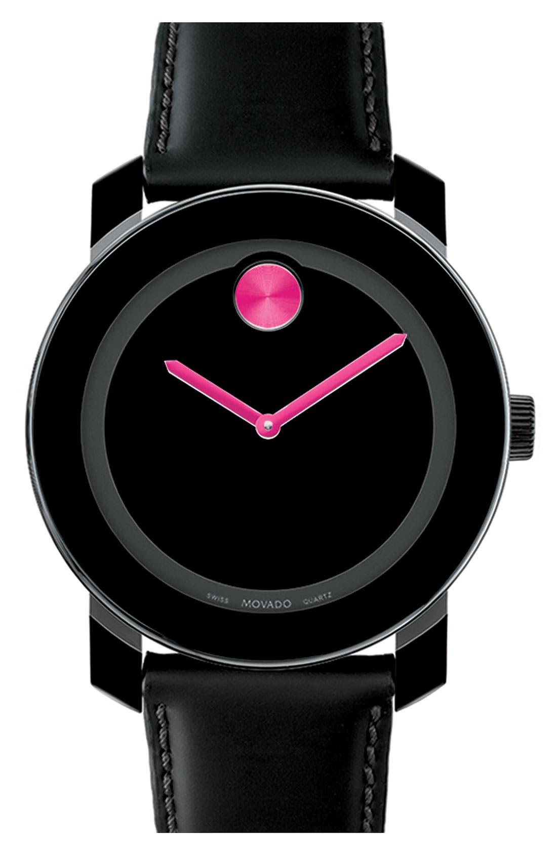 Main Image - Movado 'Large Bold' Watch, 42mm