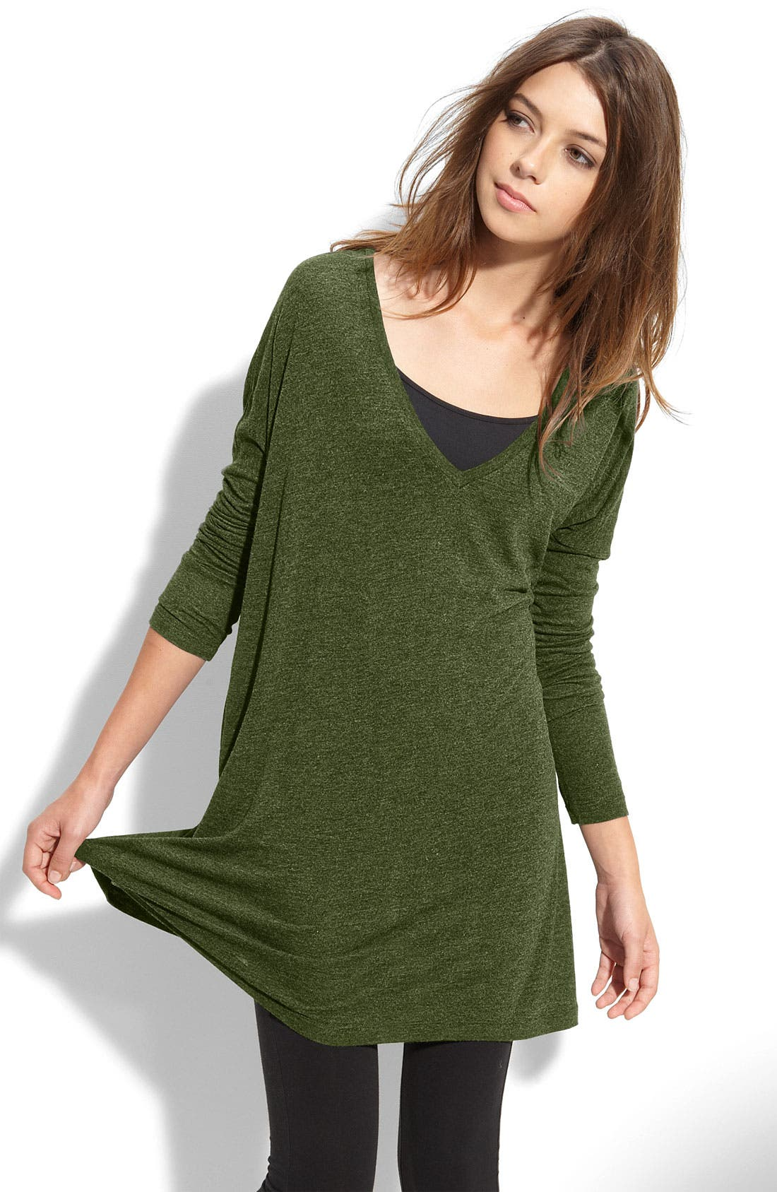 Alternate Image 1 Selected - Trouvé Oversized Tee