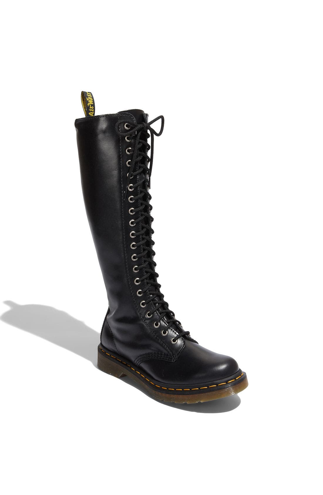 Alternate Image 1 Selected - Dr. Martens '1B60 20 Eye Zip' Boot (Women)