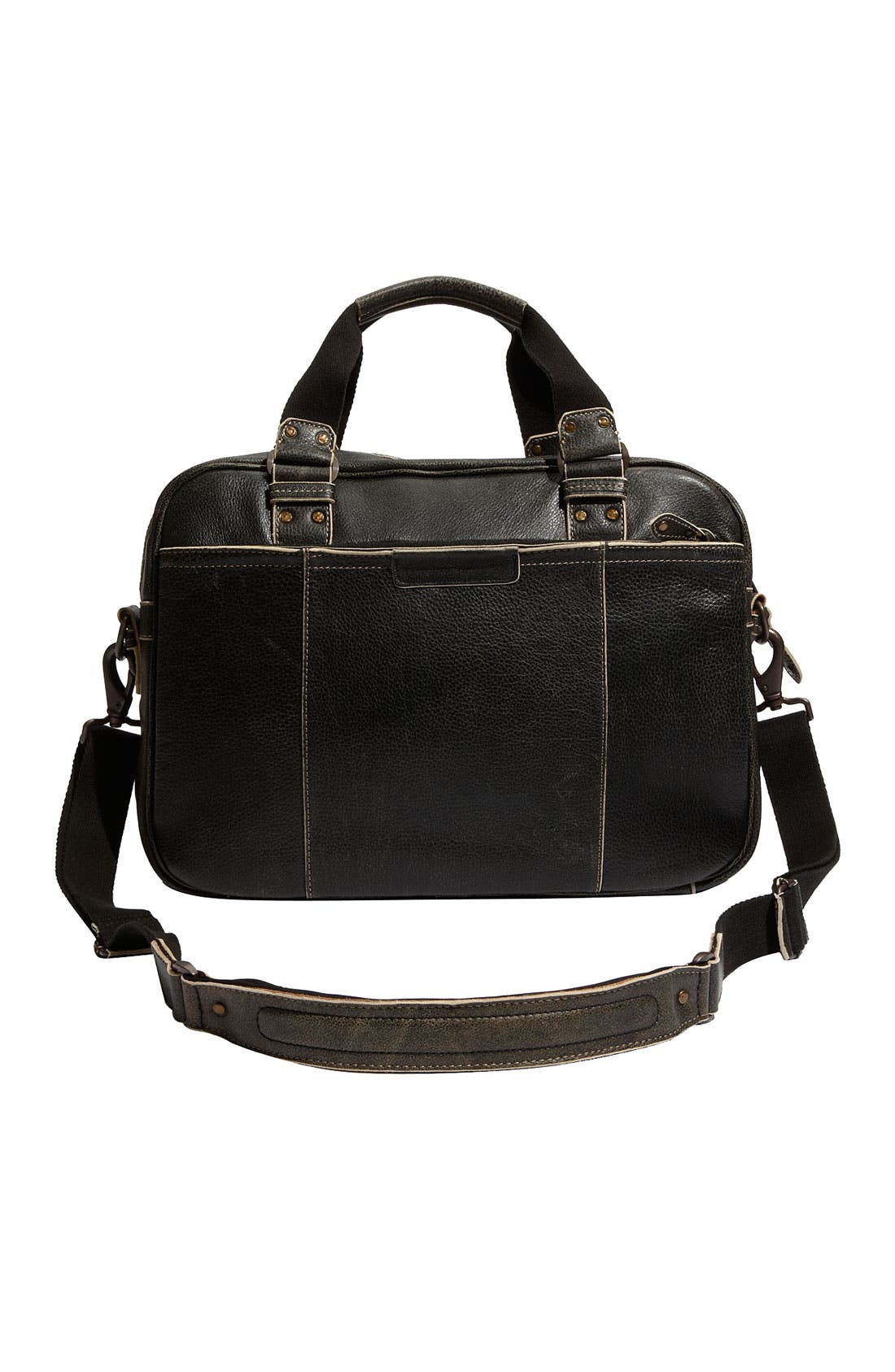 Alternate Image 4  - Marc New York by Andrew Marc Accessories Leather Travel Bag (16 Inch)