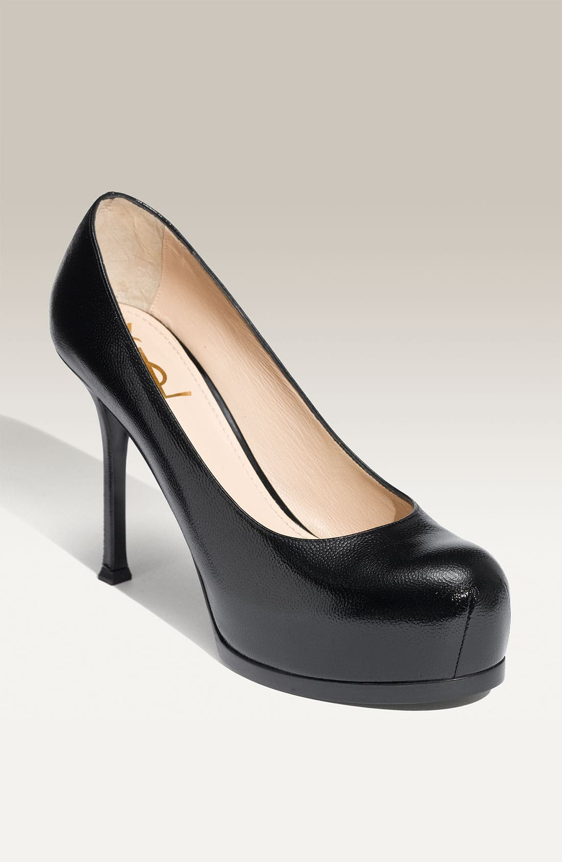 Alternate Image 1 Selected - Saint Laurent 'Tribute Two' Platform Pump