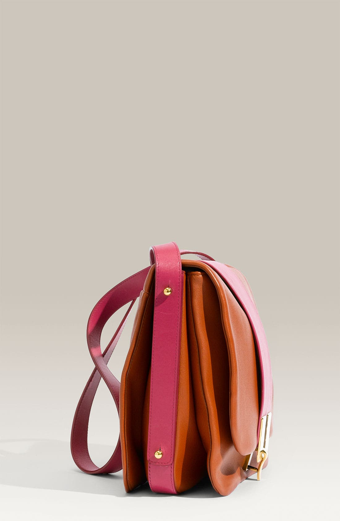 Alternate Image 2  - MARC JACOBS 'Bamboo' Leather Crossbody Bag
