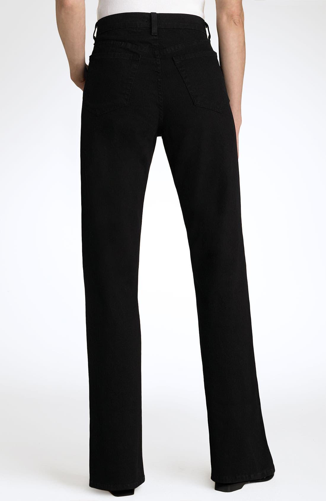Alternate Image 2  - NYDJ 'Sarah' Stretch Bootcut Jeans (Regular & Petite)