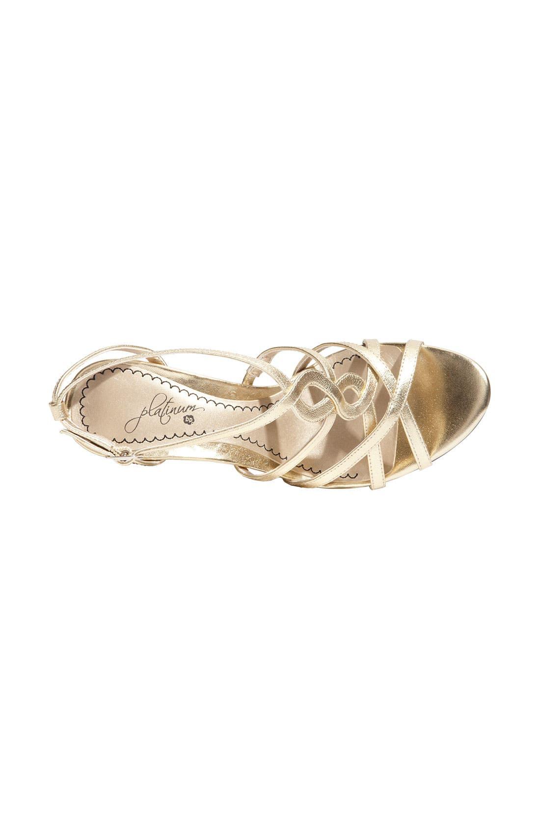 Alternate Image 3  - BP. Platinum 'Twirl' Sandal