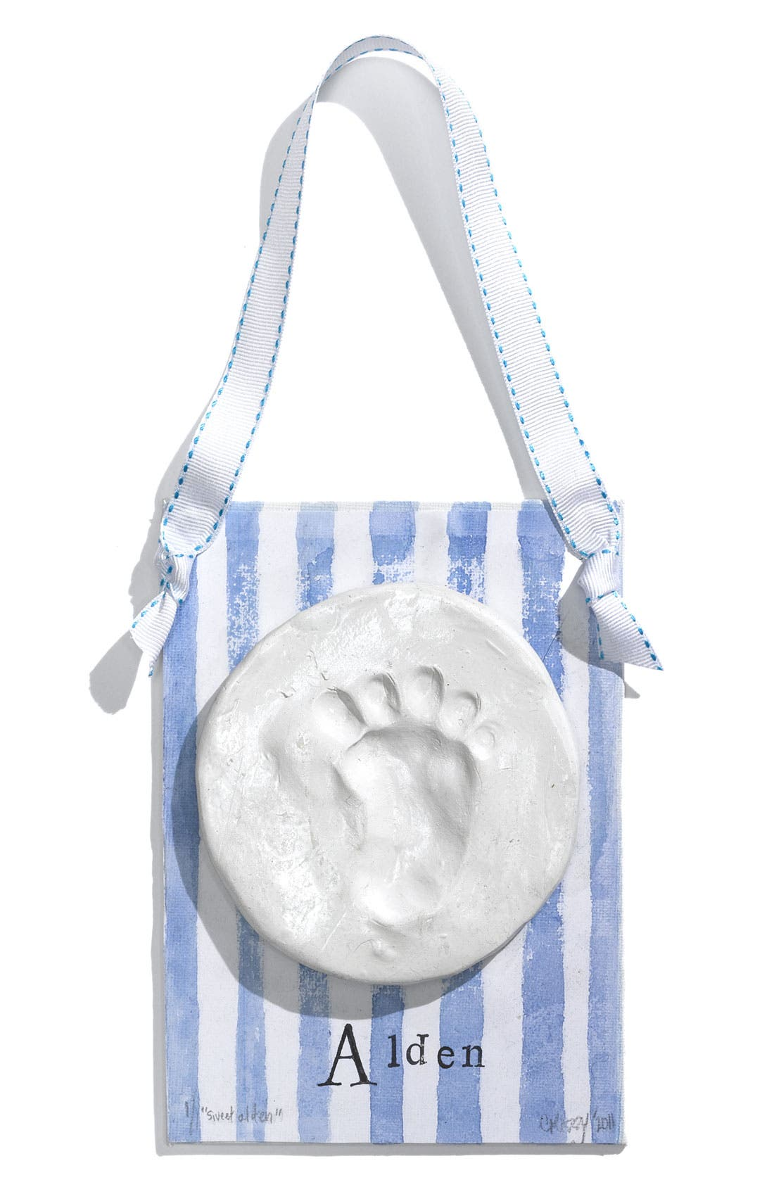 Alternate Image 1 Selected - Someday Inc. Clay Handprint Kit