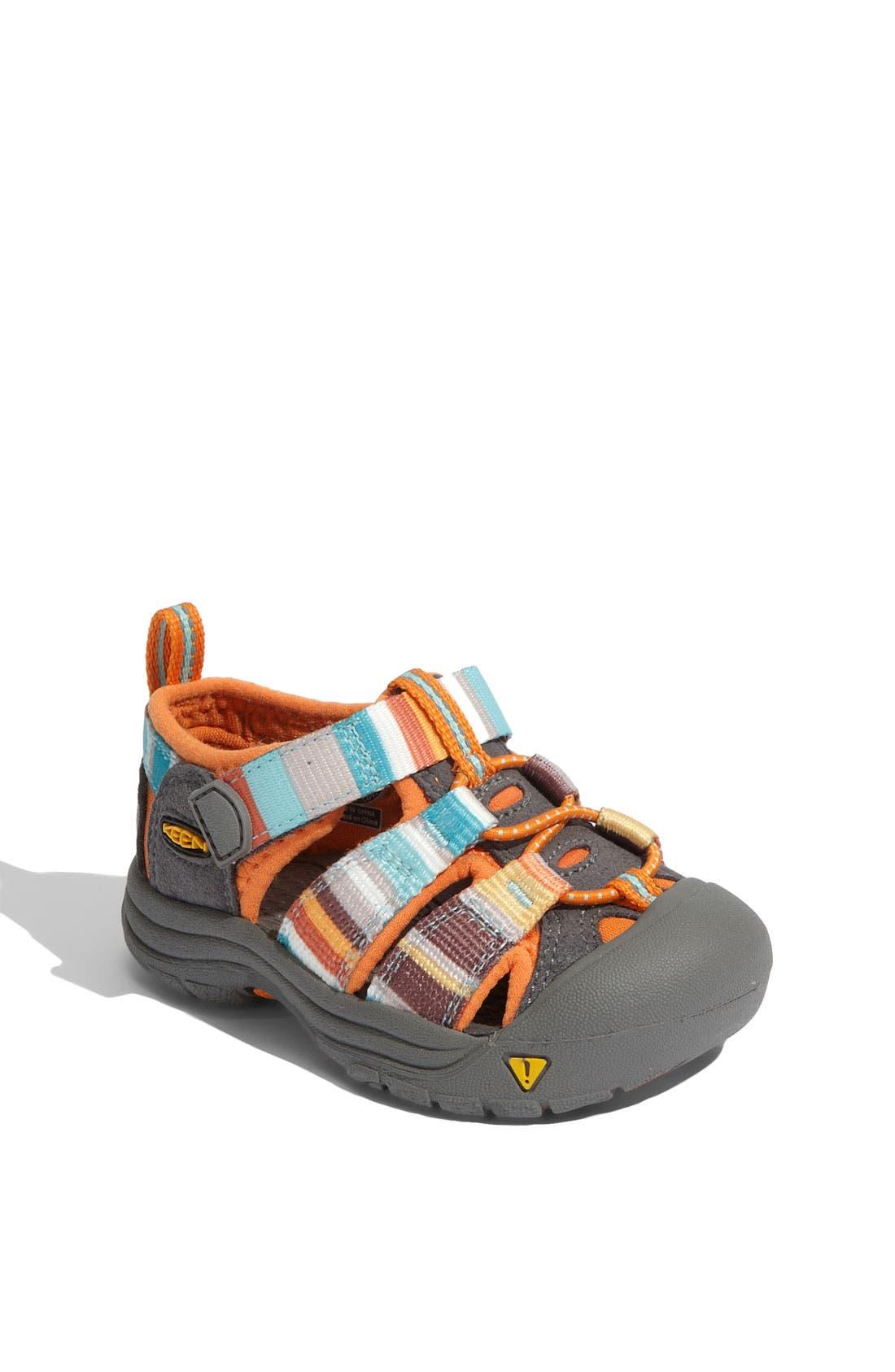 Main Image - Keen 'Newport H2' Sandal (Baby & Walker)
