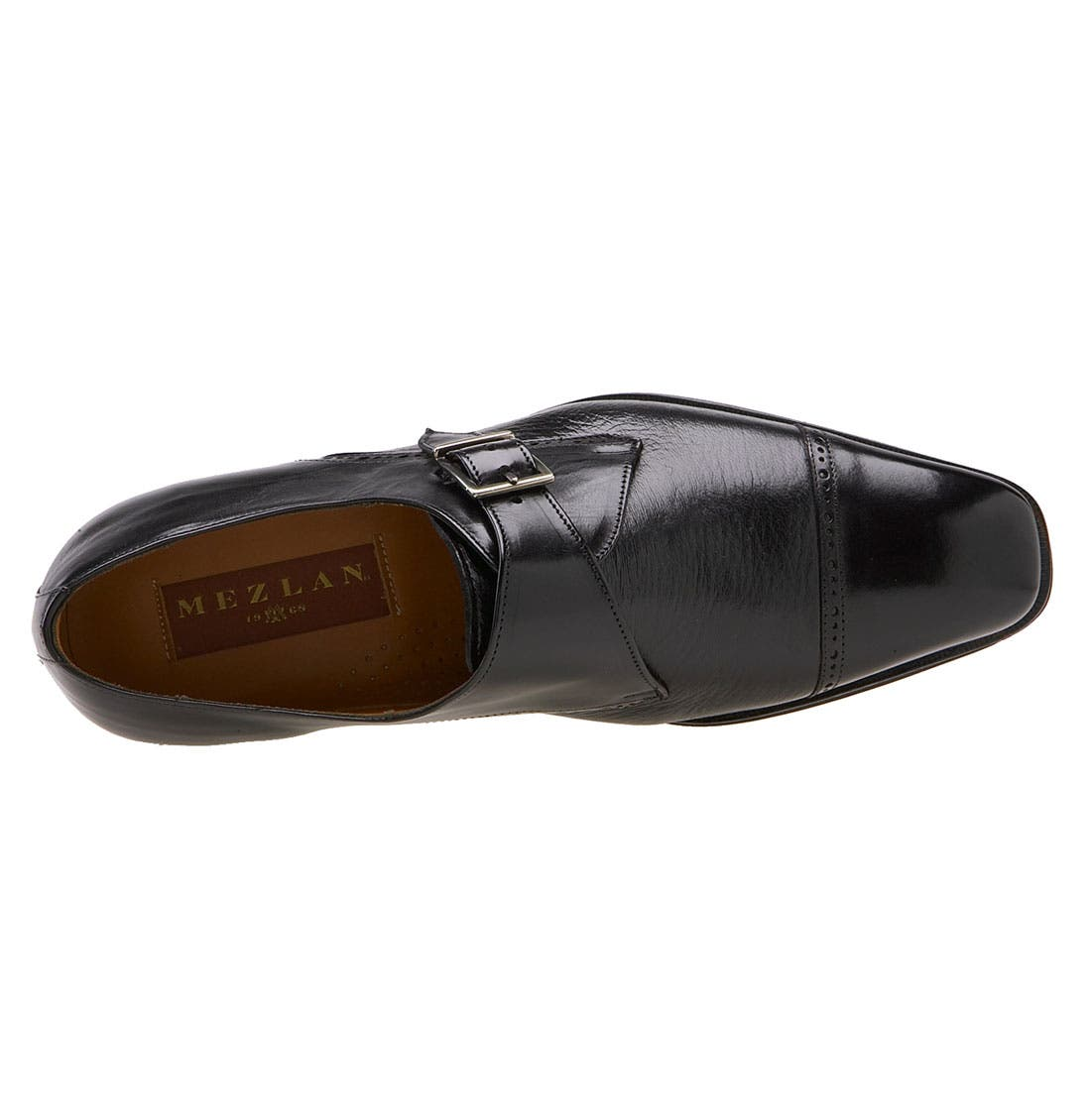 Alternate Image 3  - Mezlan 'Mercker II' Monk Strap Loafer