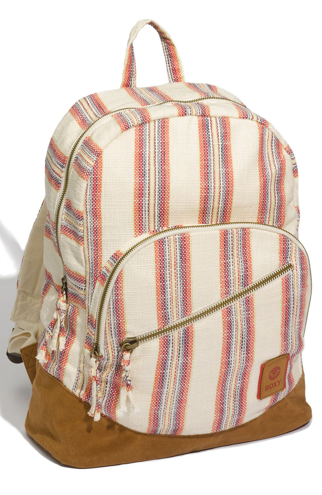 Alternate Image 1 Selected - 'So Long' Canvas Backpack
