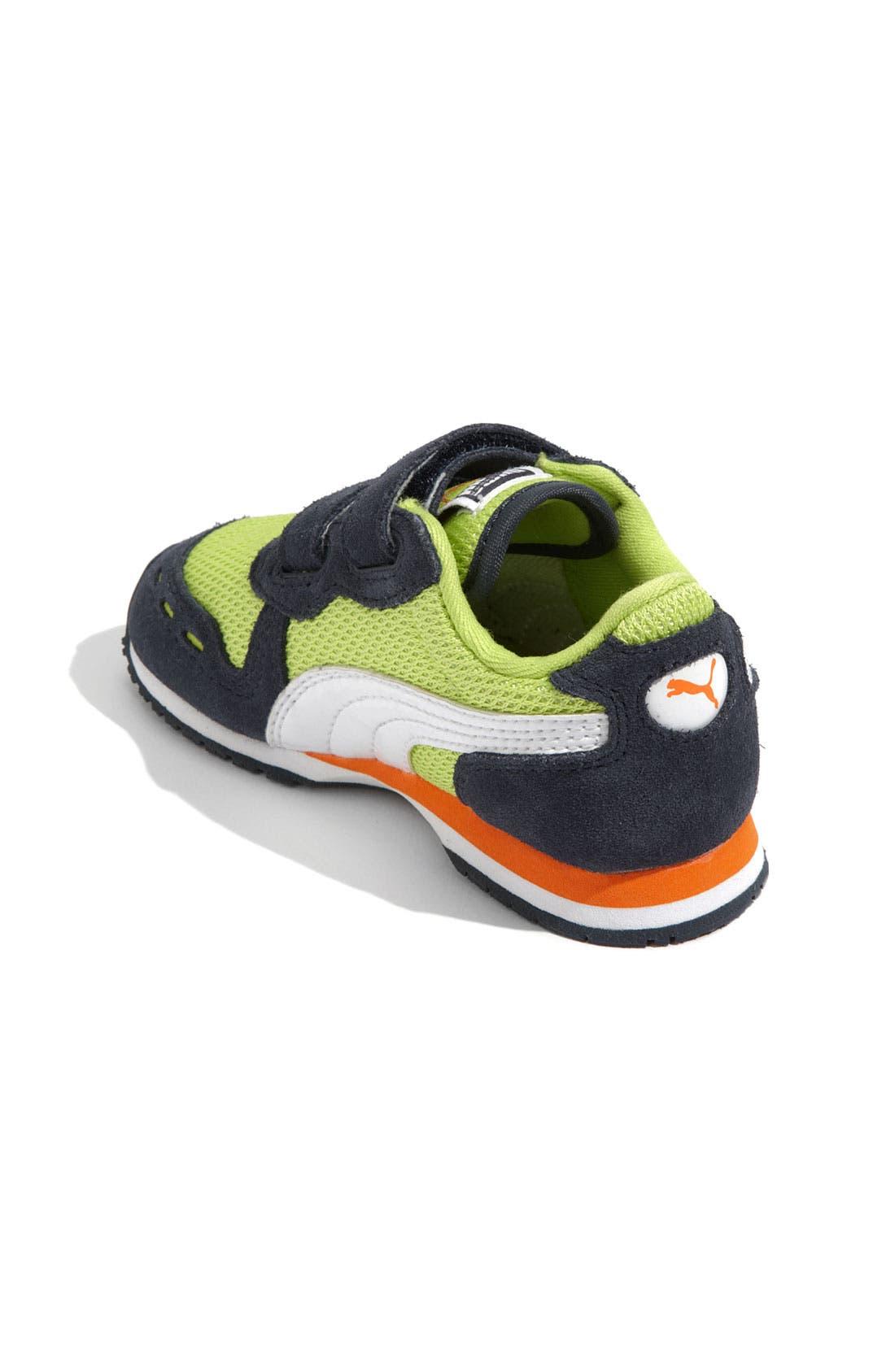 Alternate Image 2  - PUMA 'Cabana Racer' Sneaker (Baby, Walker, Toddler & Little Kid)