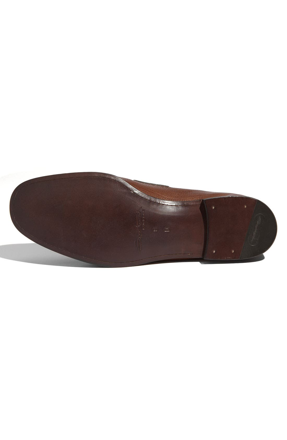 Alternate Image 4  - Santoni 'Quest' Loafer (Men)