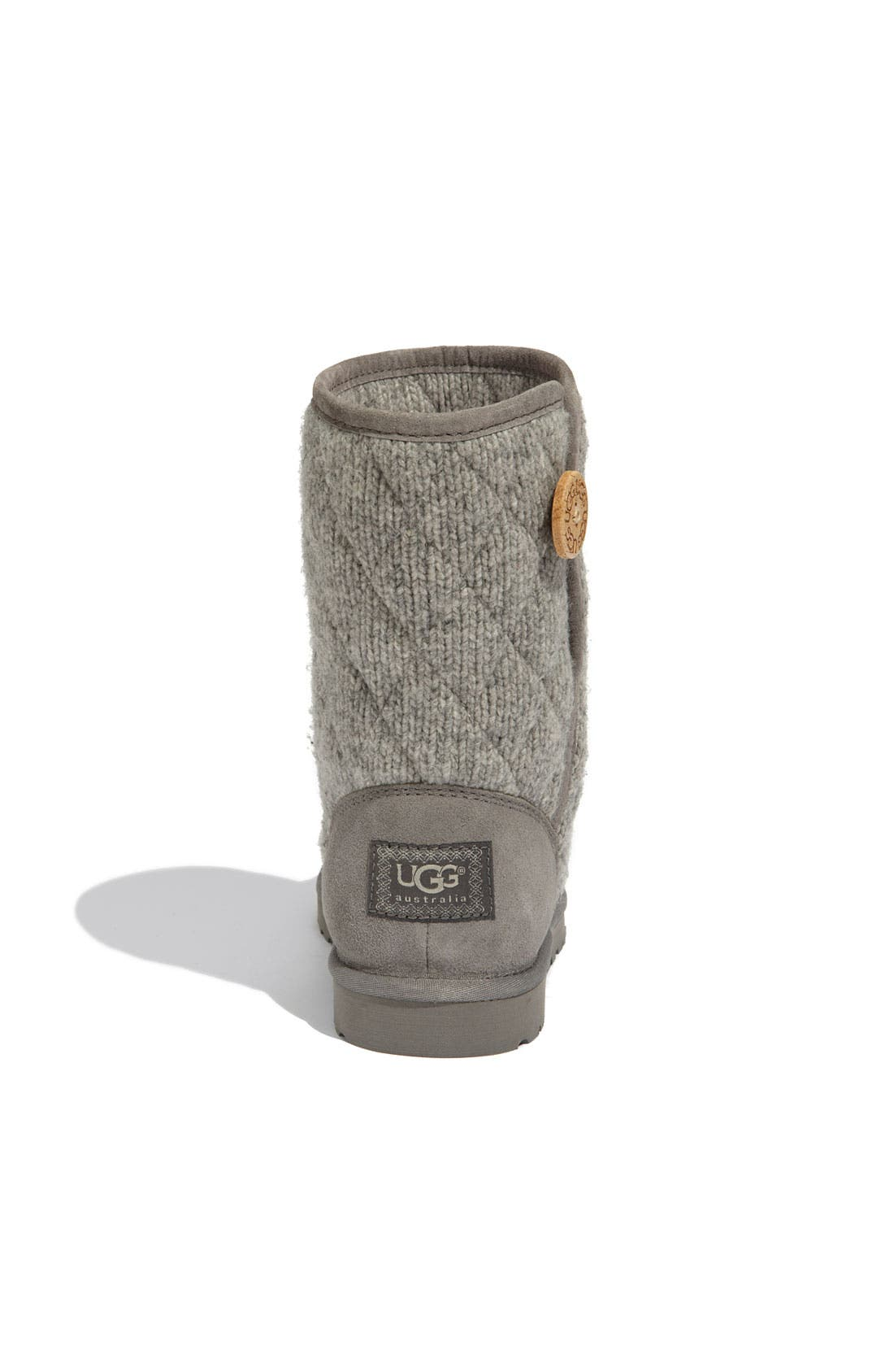 Alternate Image 4  - UGG® Australia 'Mountain' Quilted Boot (Women)