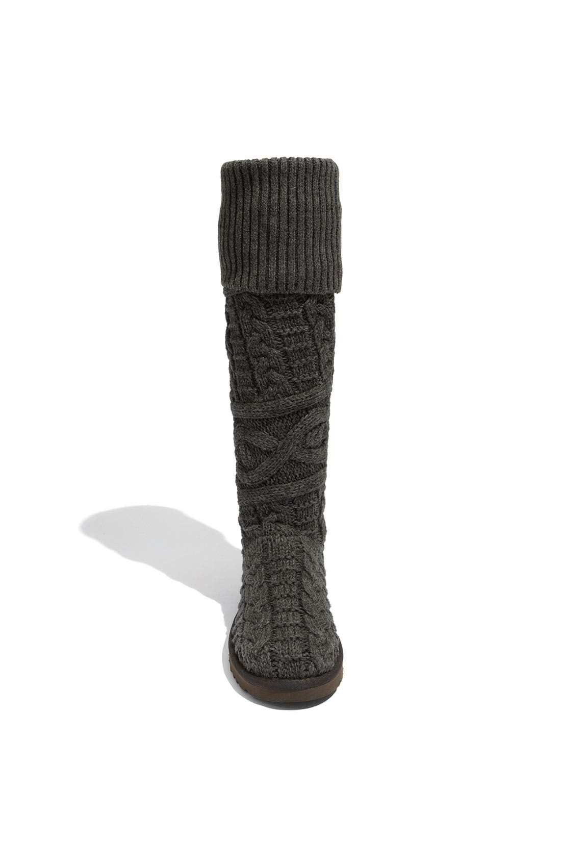 Alternate Image 3  - UGG® Australia 'Twisted Cable' Over the Knee Boot