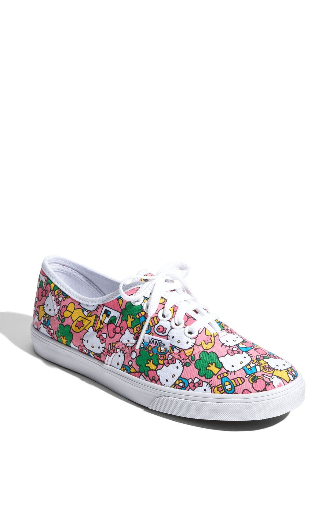 Alternate Image 1 Selected - Vans 'Lo Pro - Hello Kitty®' Sneaker (Women) (Limited Edition)