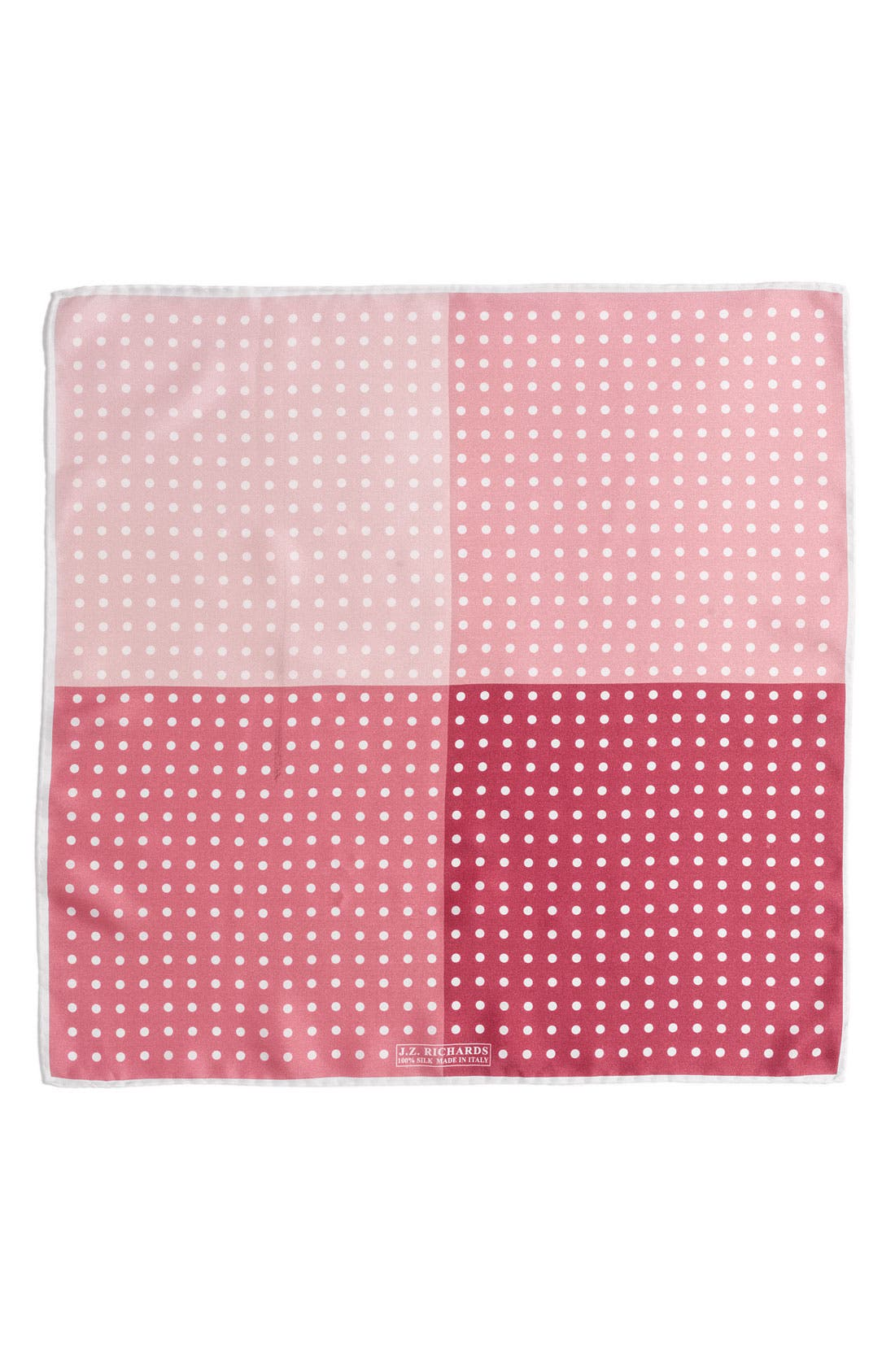Main Image - J.Z. Richards Polka Dot Pocket Square