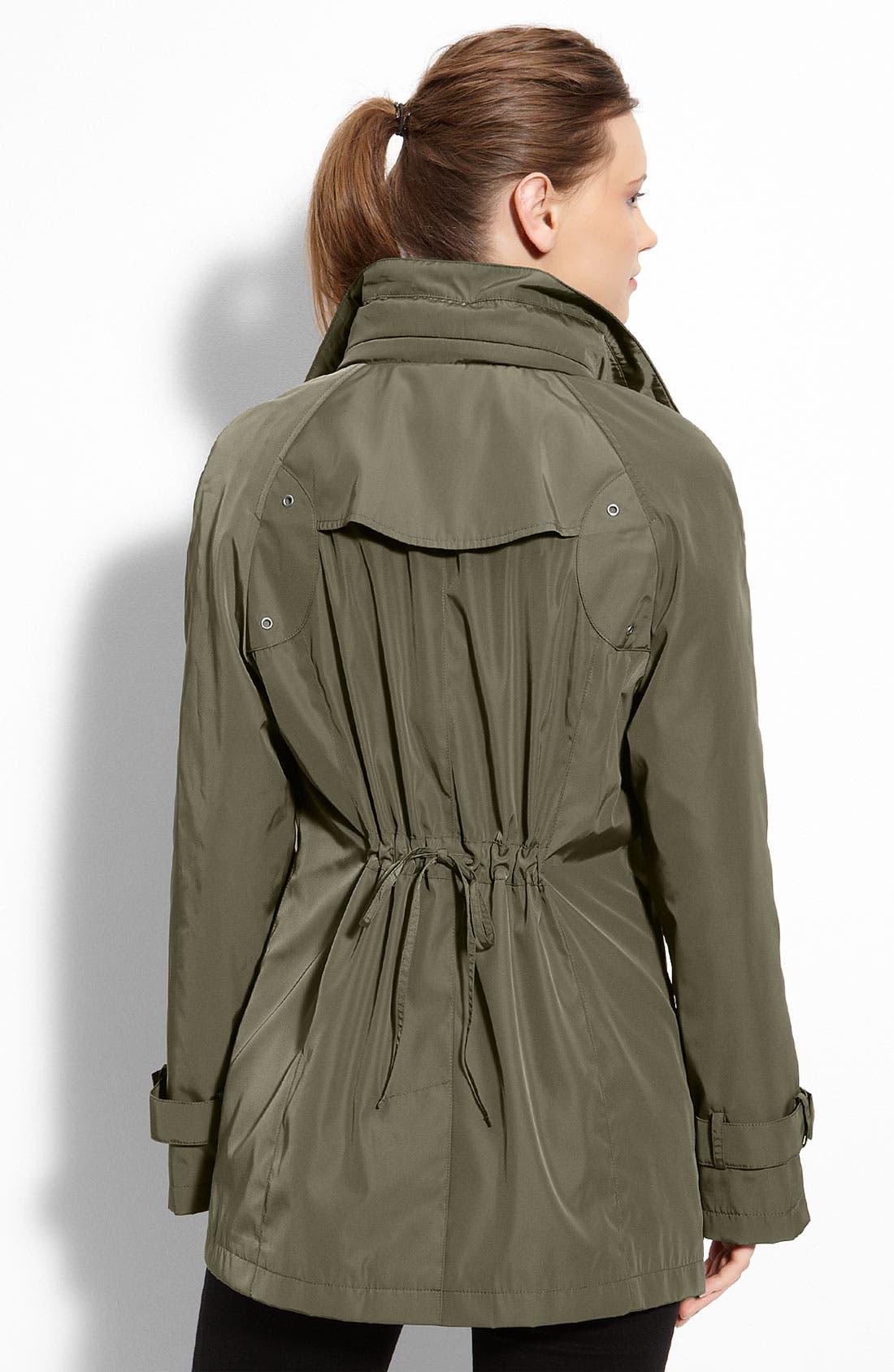 Alternate Image 2  - Platinum Utex Weatherproof Jacket