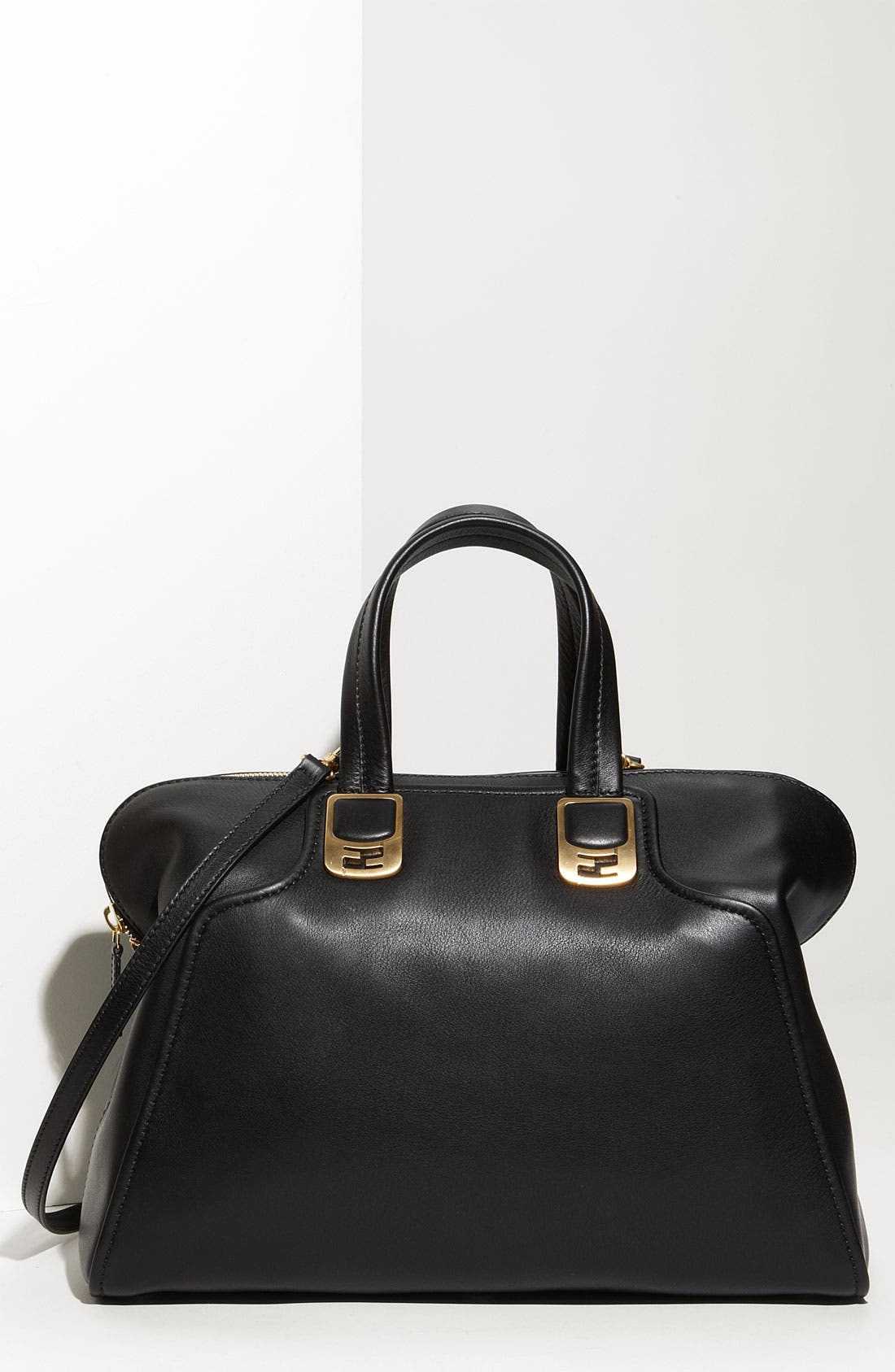 Main Image - Fendi 'Chameleon' Leather Tote