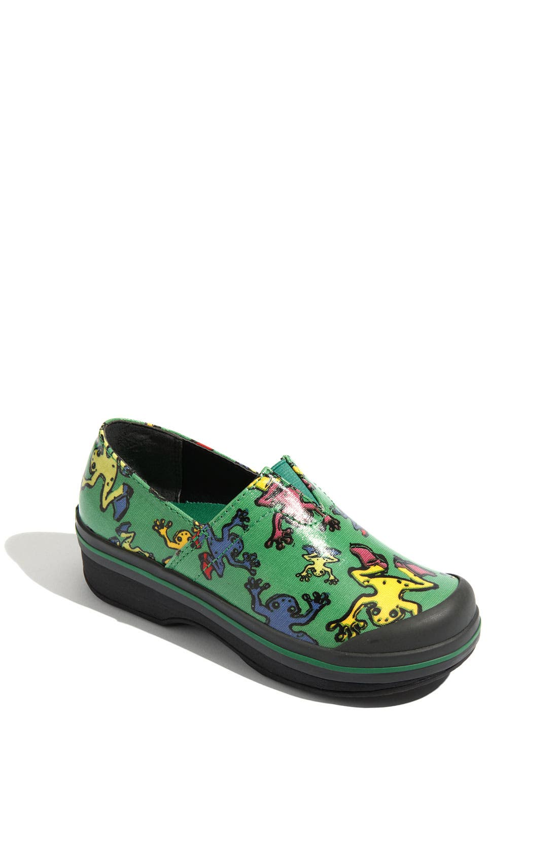 Alternate Image 1 Selected - Dansko 'Vesta' Rain Shoe (Toddler & Little Kid)