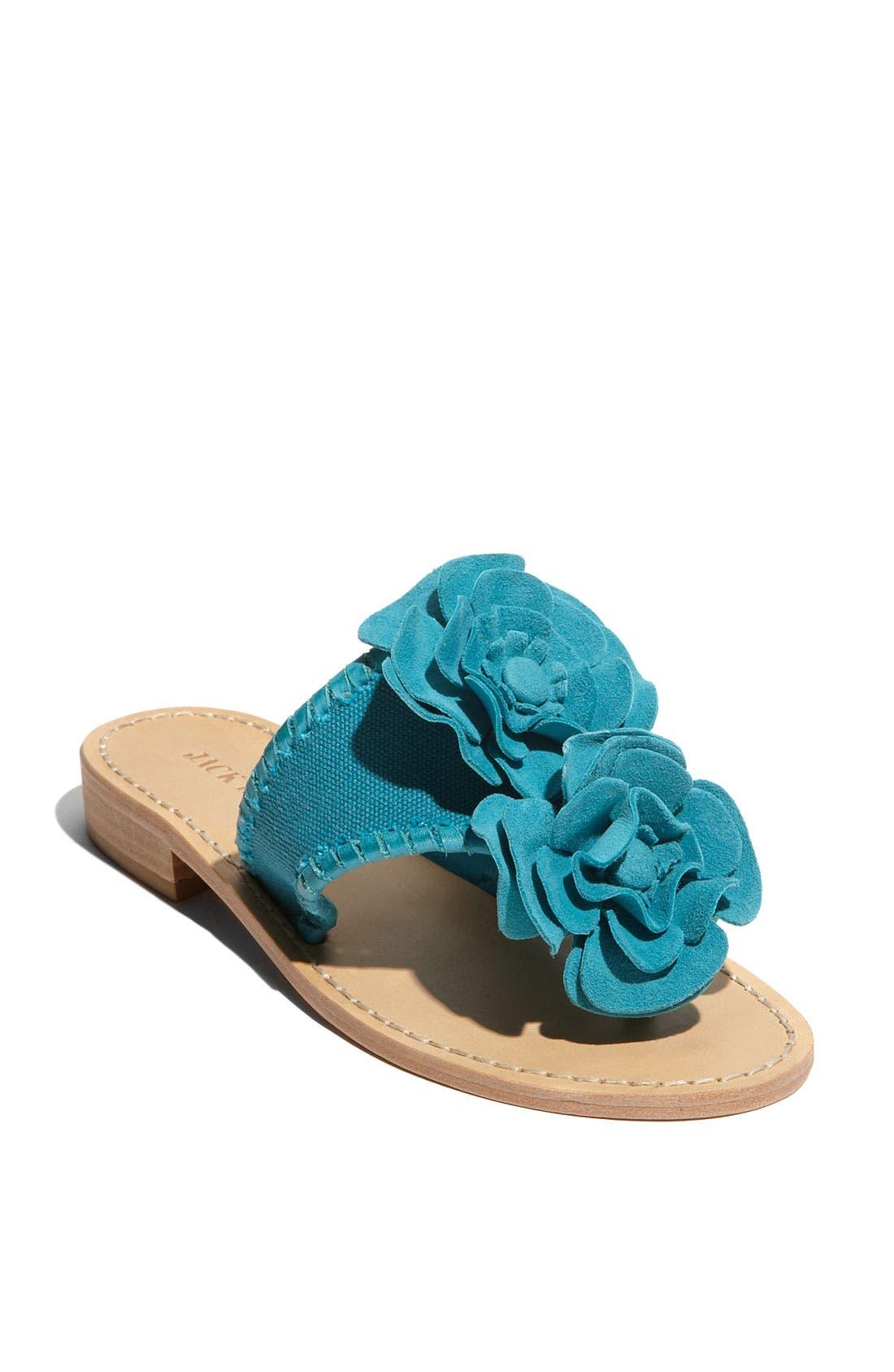 Alternate Image 1 Selected - Jack Rogers 'Wellesley' Flat Sandal