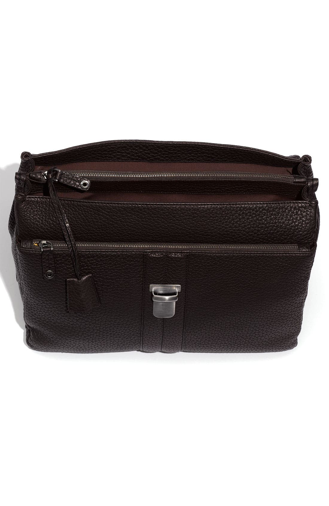 Alternate Image 2  - Tod's Pebbled Leather Briefcase