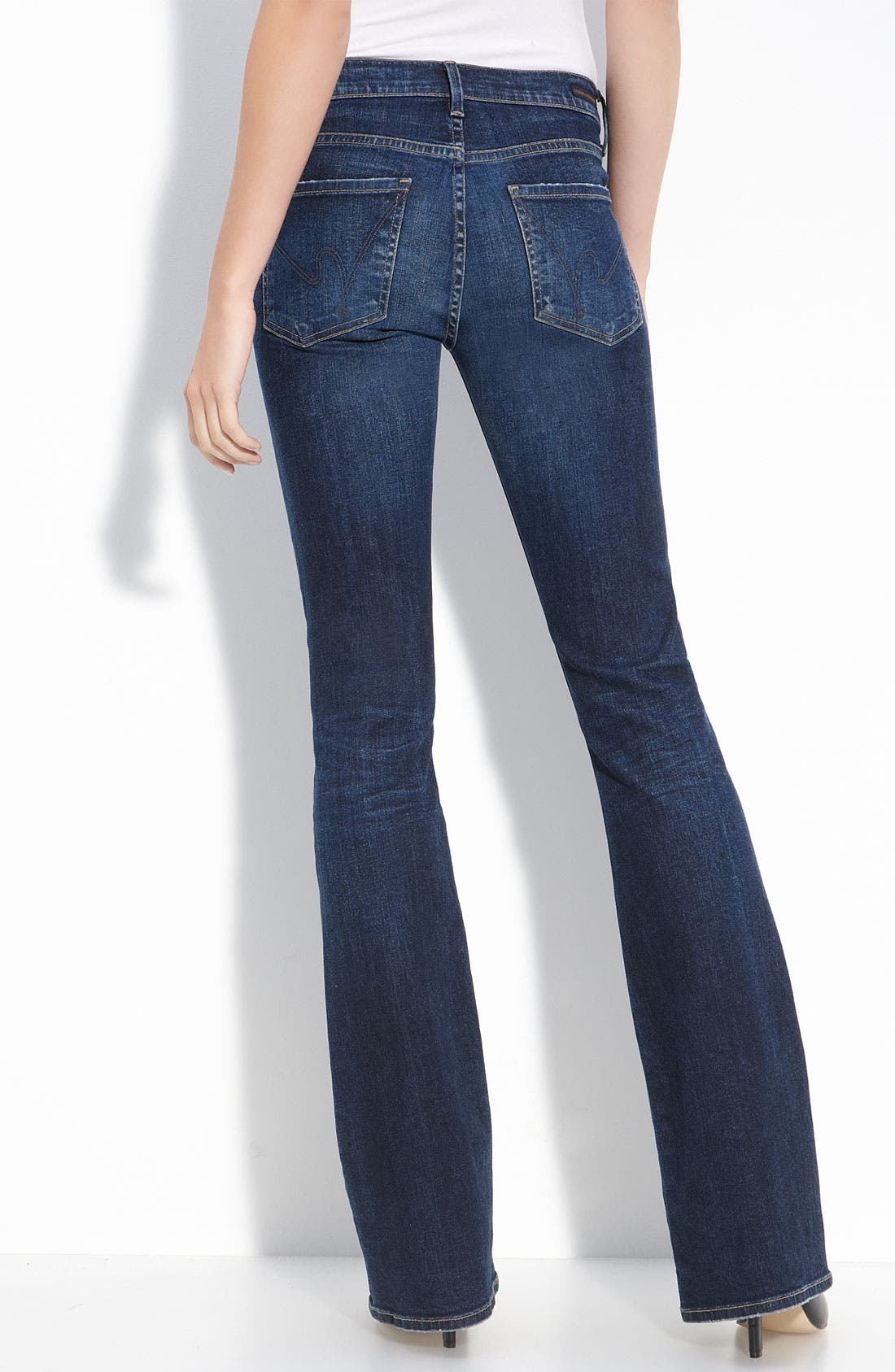 Alternate Image 2  - Citizens of Humanity 'Kelly' Bootcut Denim Jeans (Spectrum Wash)
