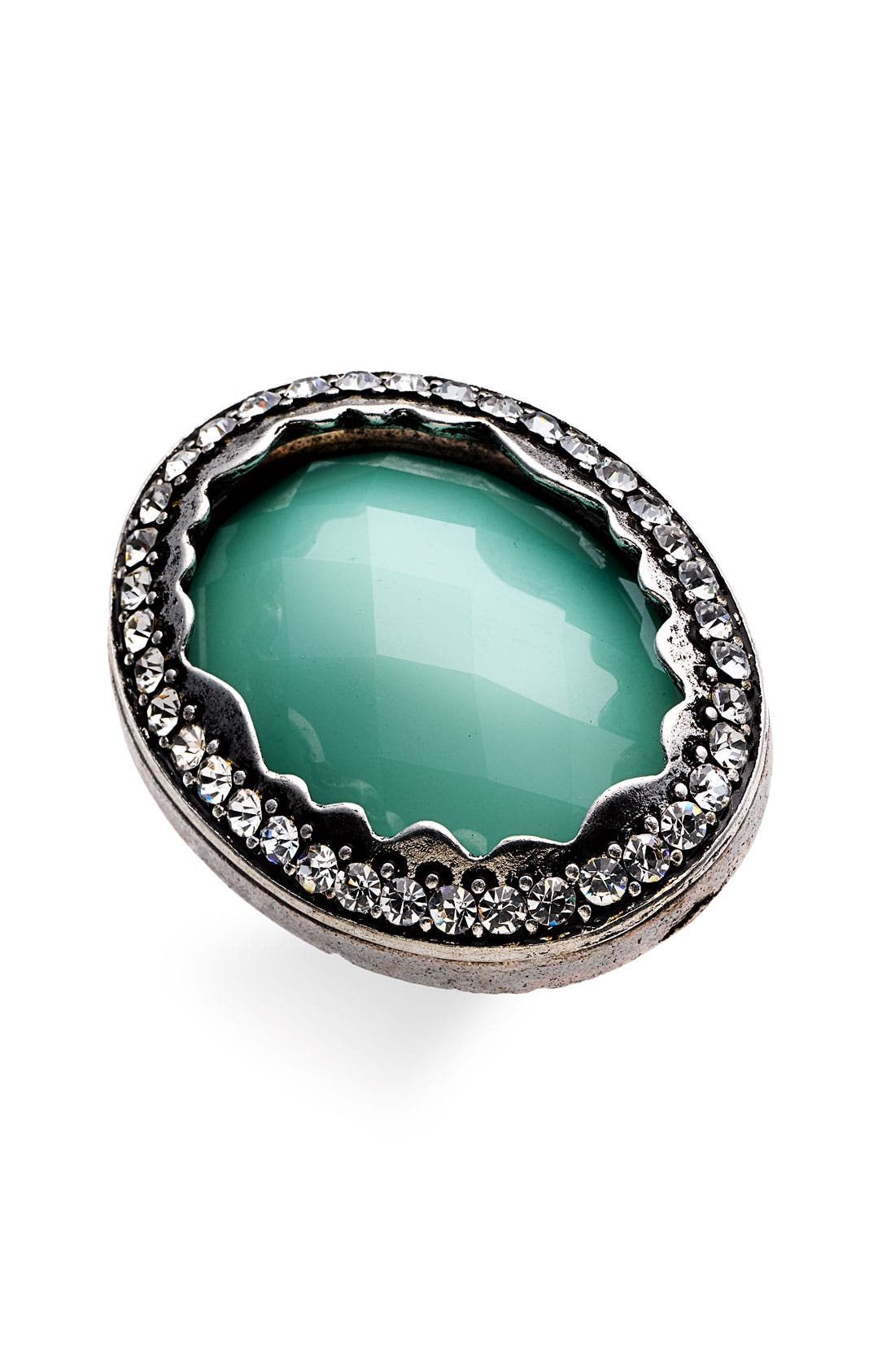 Alternate Image 1 Selected - Stephan & Co. Large Stone Ring